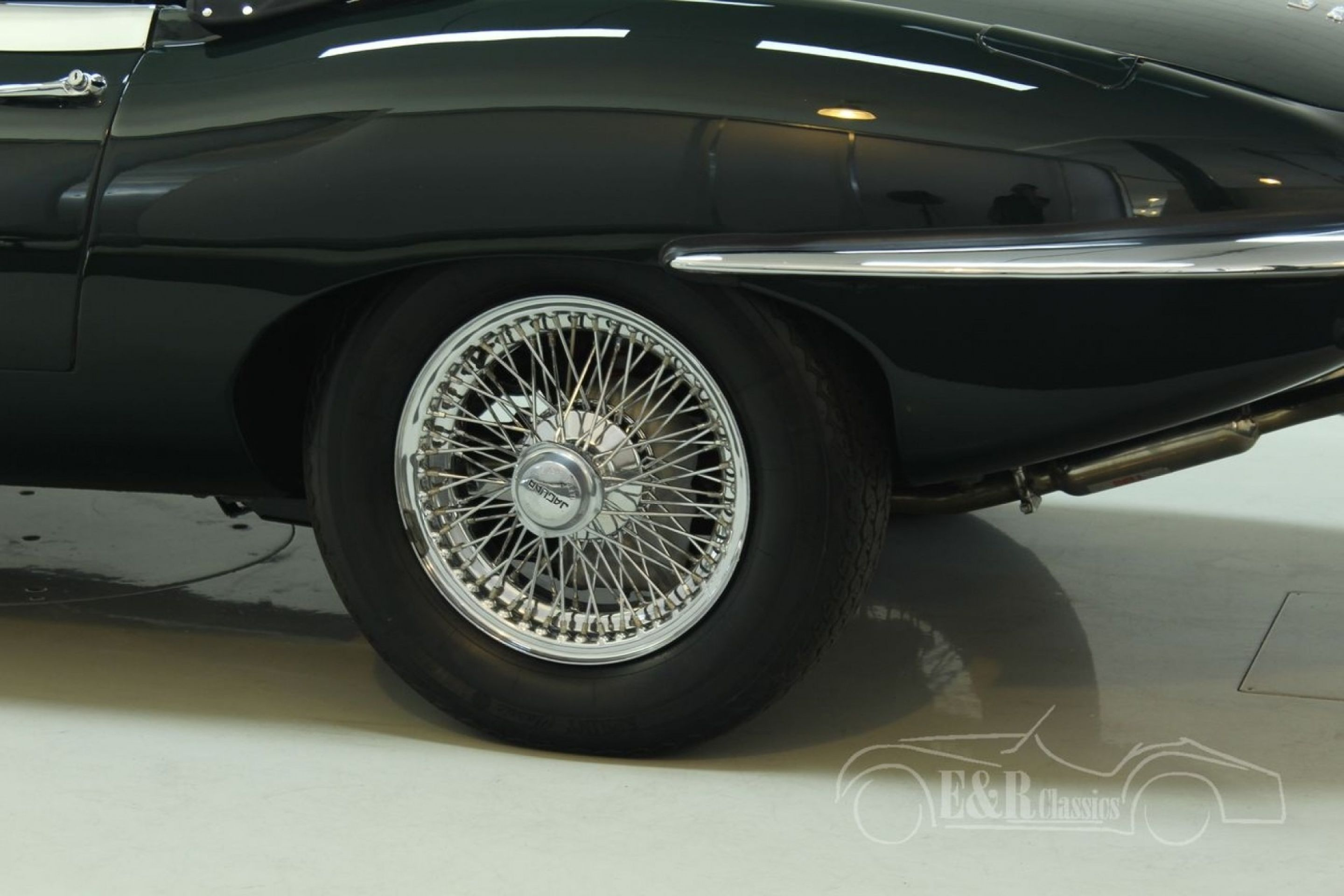 JAGUAR E-TYPE S2 1970