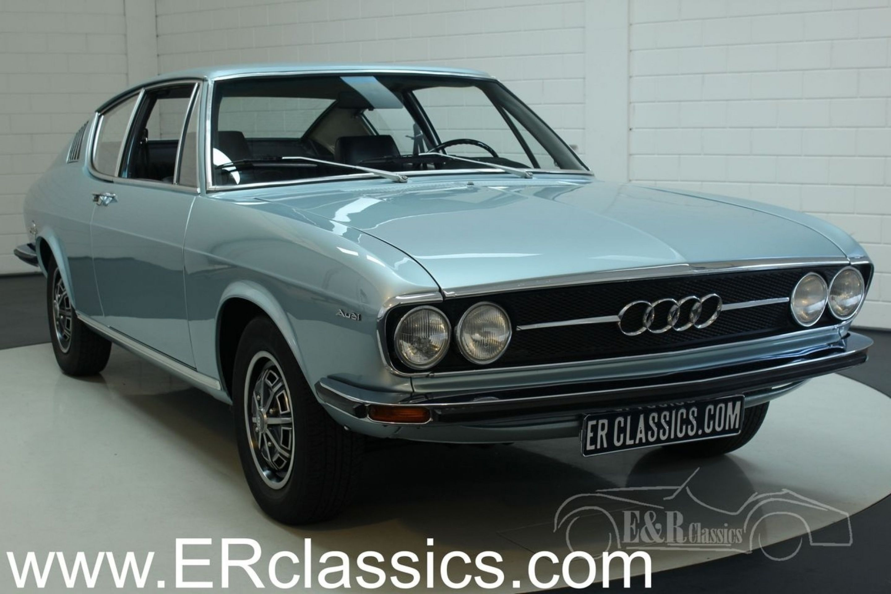 AUDI 100 S COUPE 1973