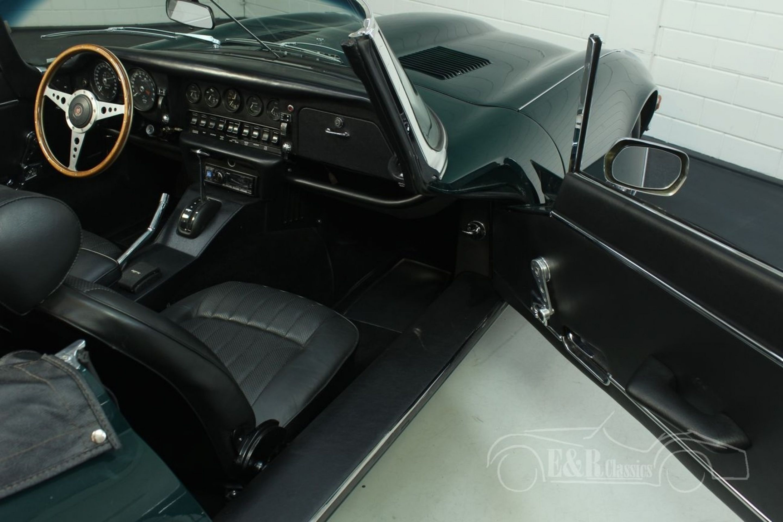 JAGUAR E-TYPE S3 CABRIOLET 1973