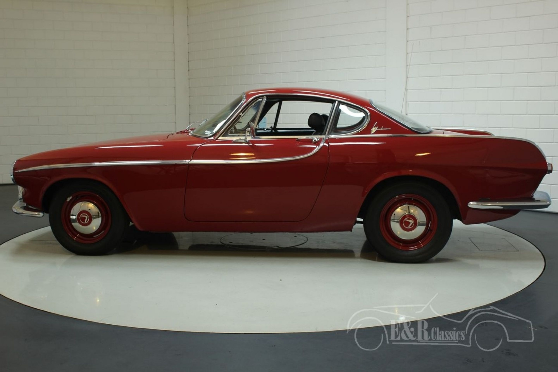 VOLVO P 1800 JENSEN 1961