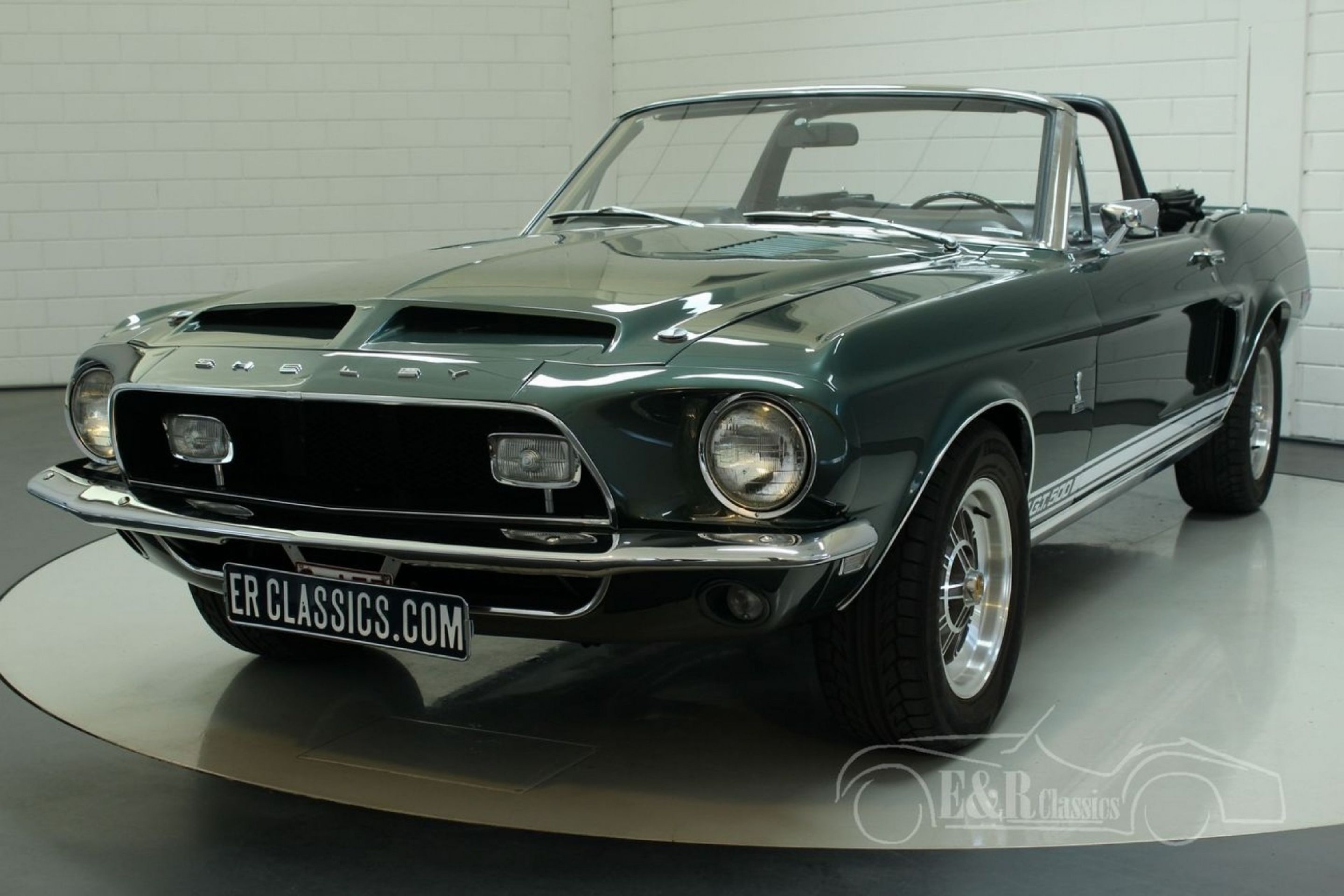 FORD SHELBY GT500 1968 CABRIOLET