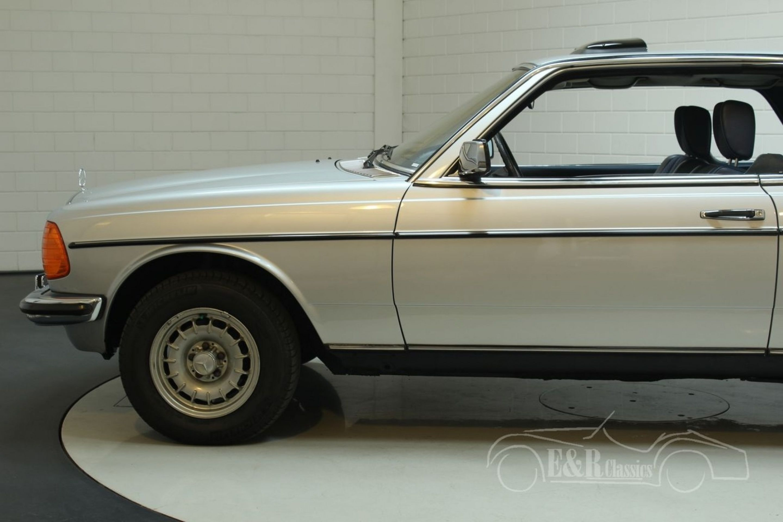 MERCEDES-BENZ 280 CE (W123) 1978