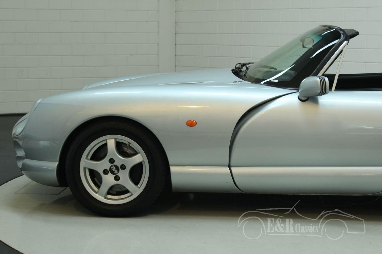 TVR CHIMAERA 500 1996, 5.0 LTR, LHD