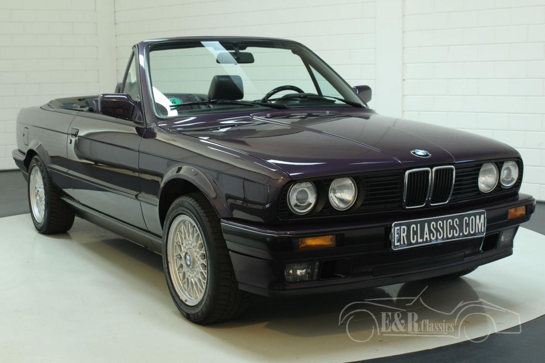 BMW 318I CABRIOLET 1993