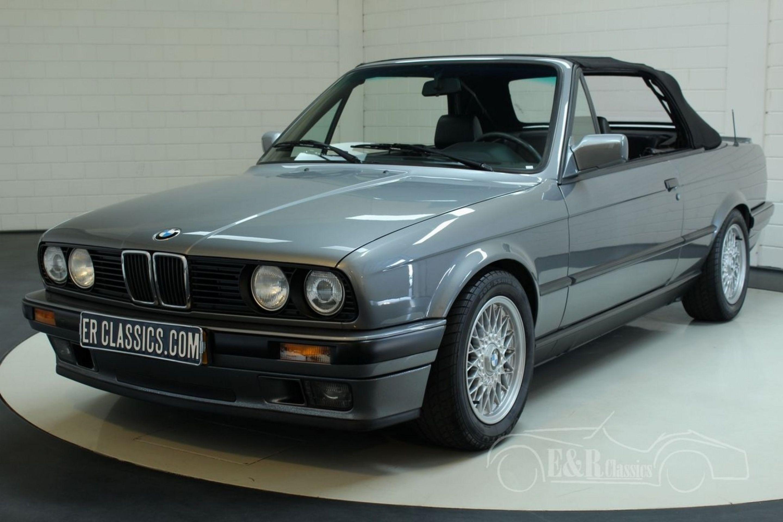 BMW 318I CABRIOLET 1992 E30