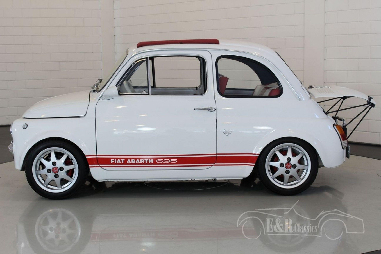 FIAT 500 1973