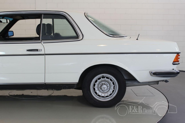 MERCEDES 280 CE (W123) 1983