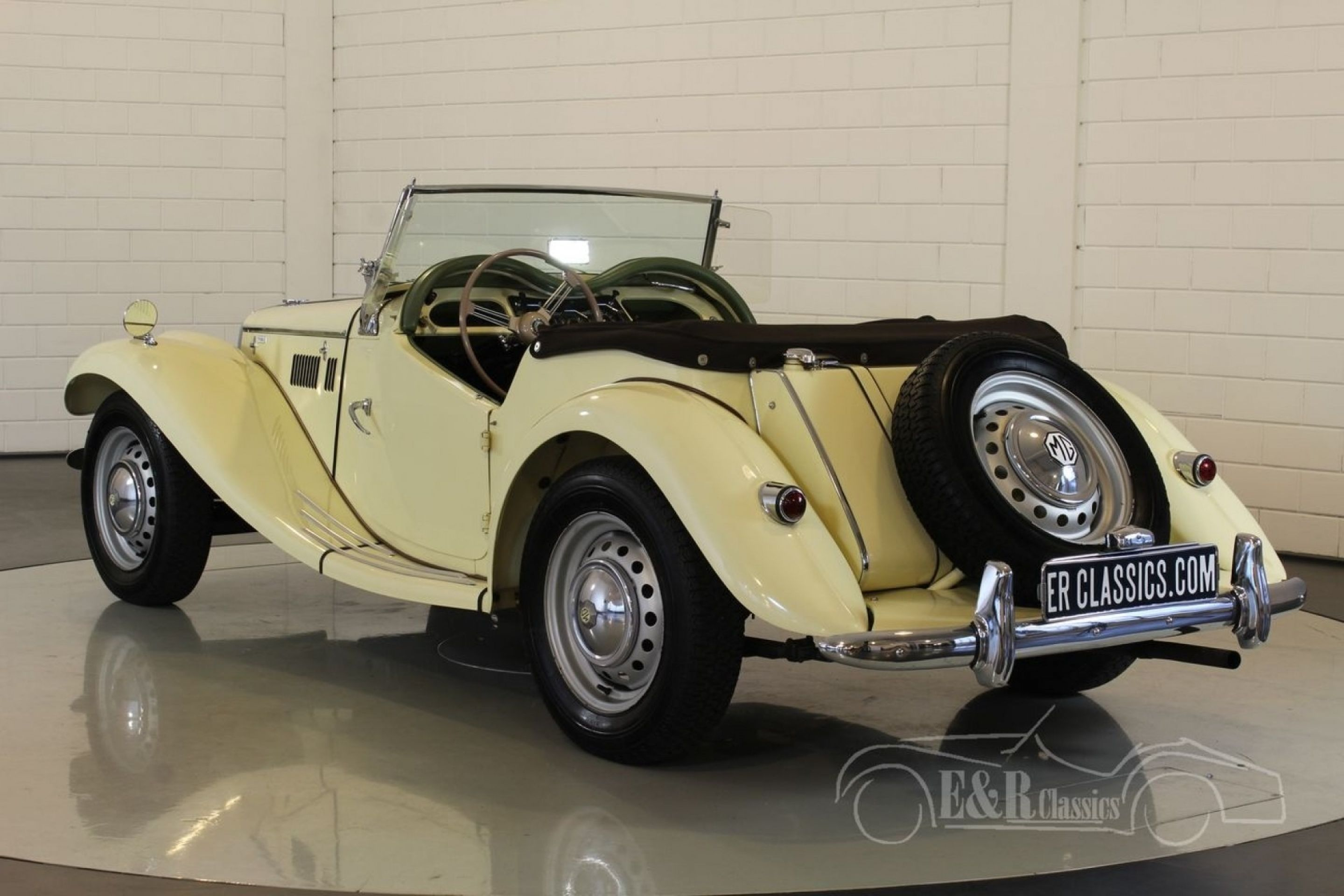 MG TF 1500 1955 CABRIOLET