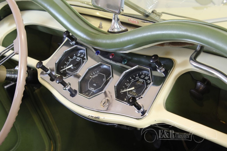 MG TF 1500 1955 CABRIOLET