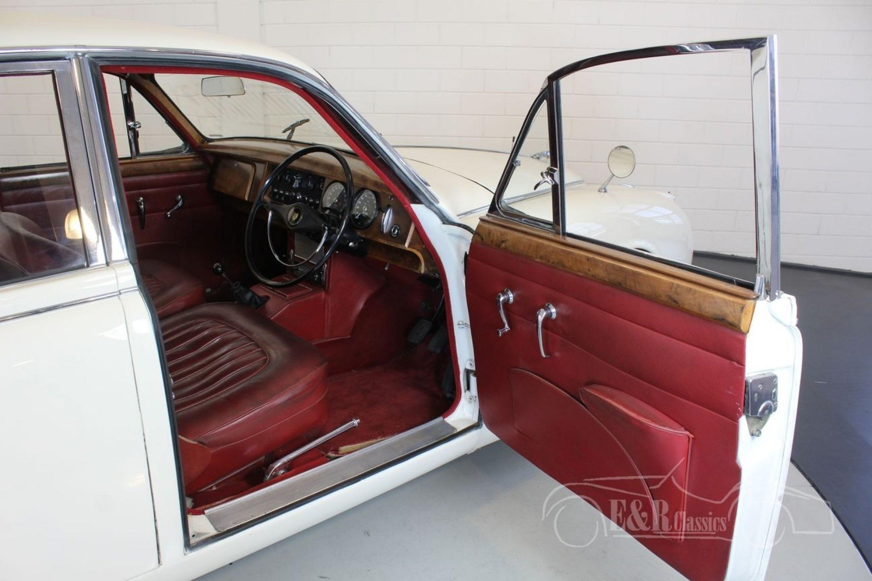JAGUAR MK2 SALOON 1968