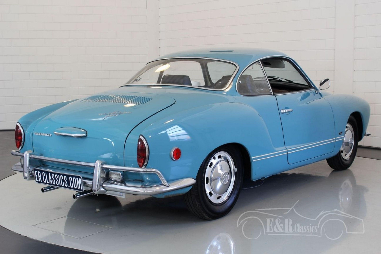 VW KARMANN GHIA COUPE 1968