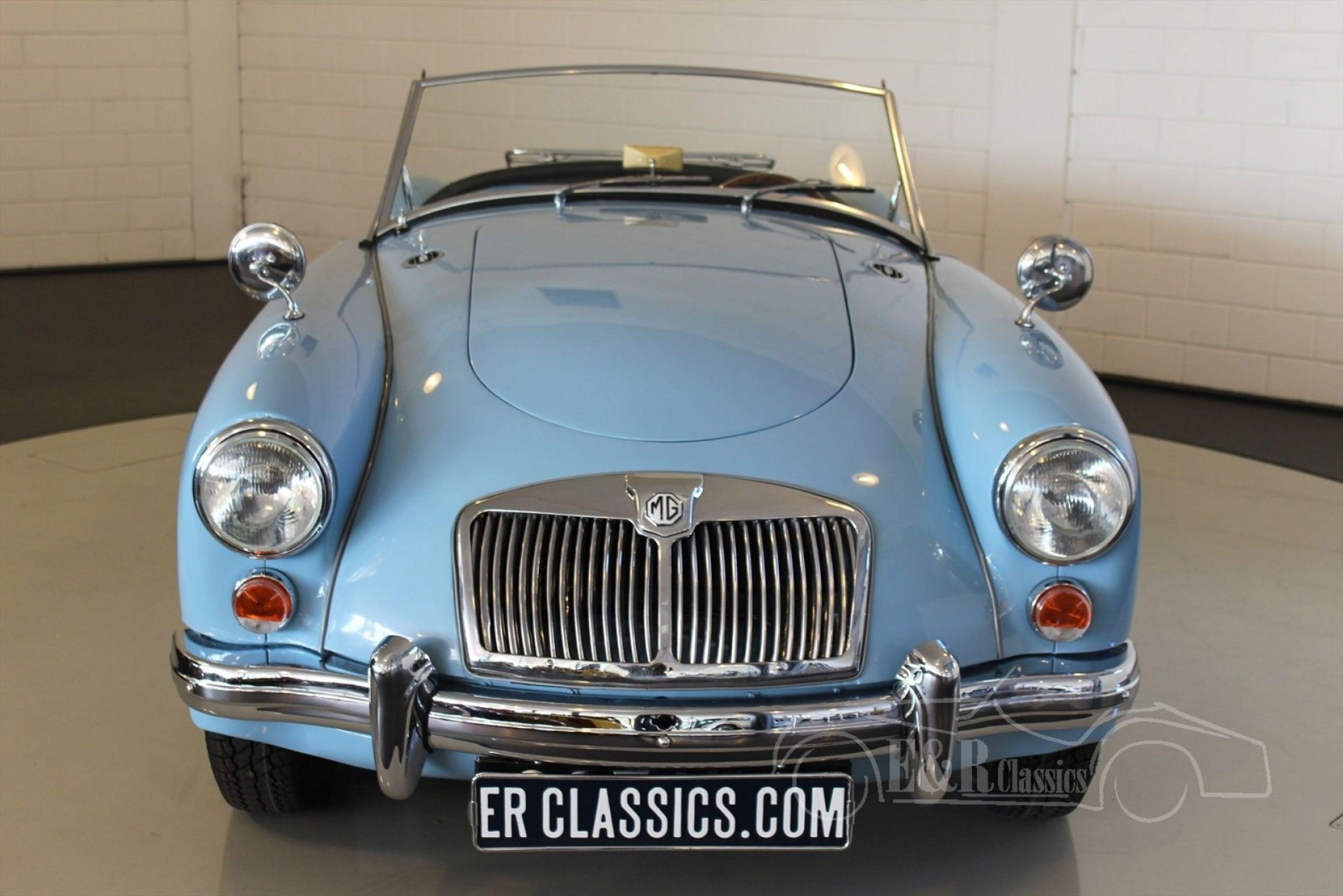 MGA 1961 CABRIOLET