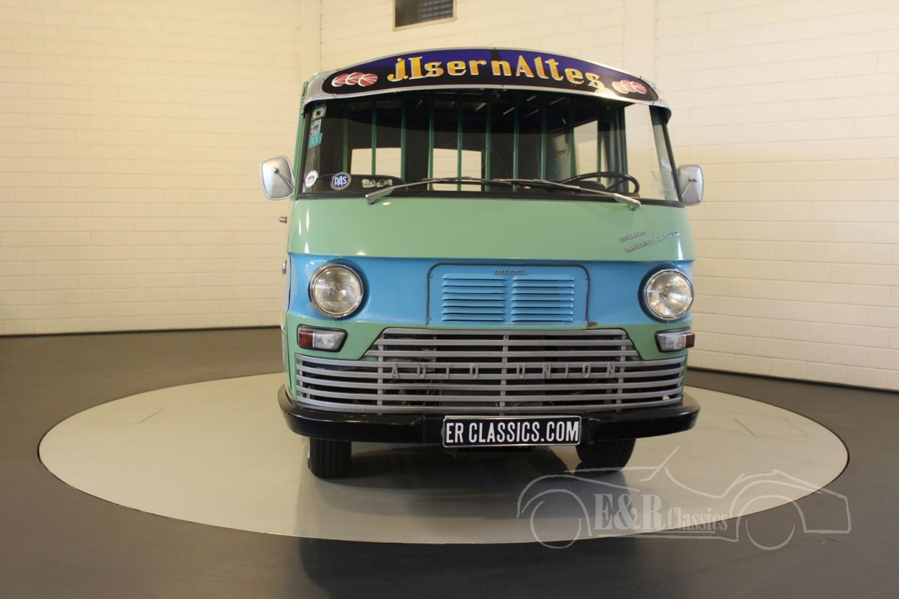 AUTO-UNION F1000D BUS 1965