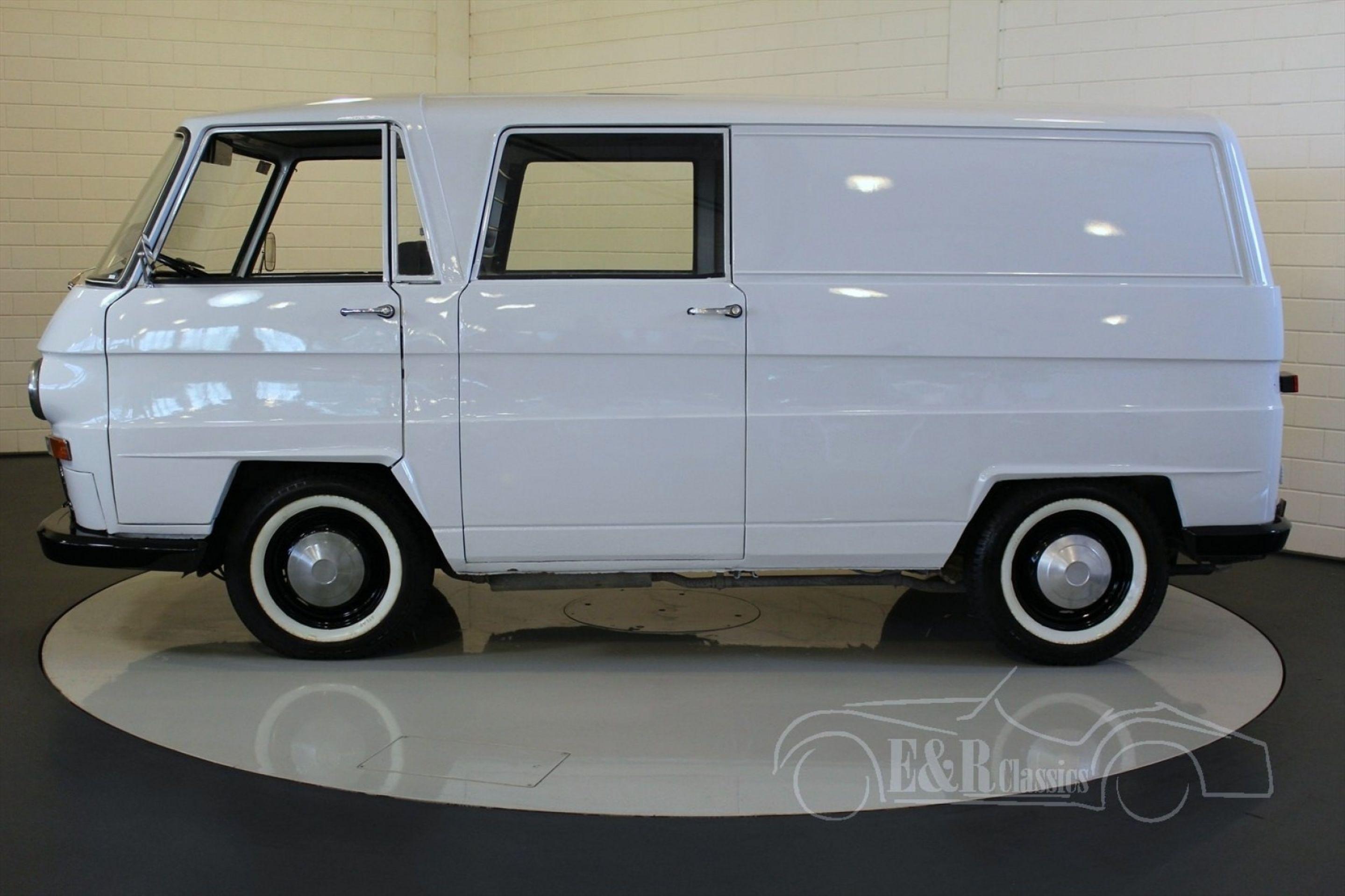 AUTO-UNION F1000-D BUS 1964