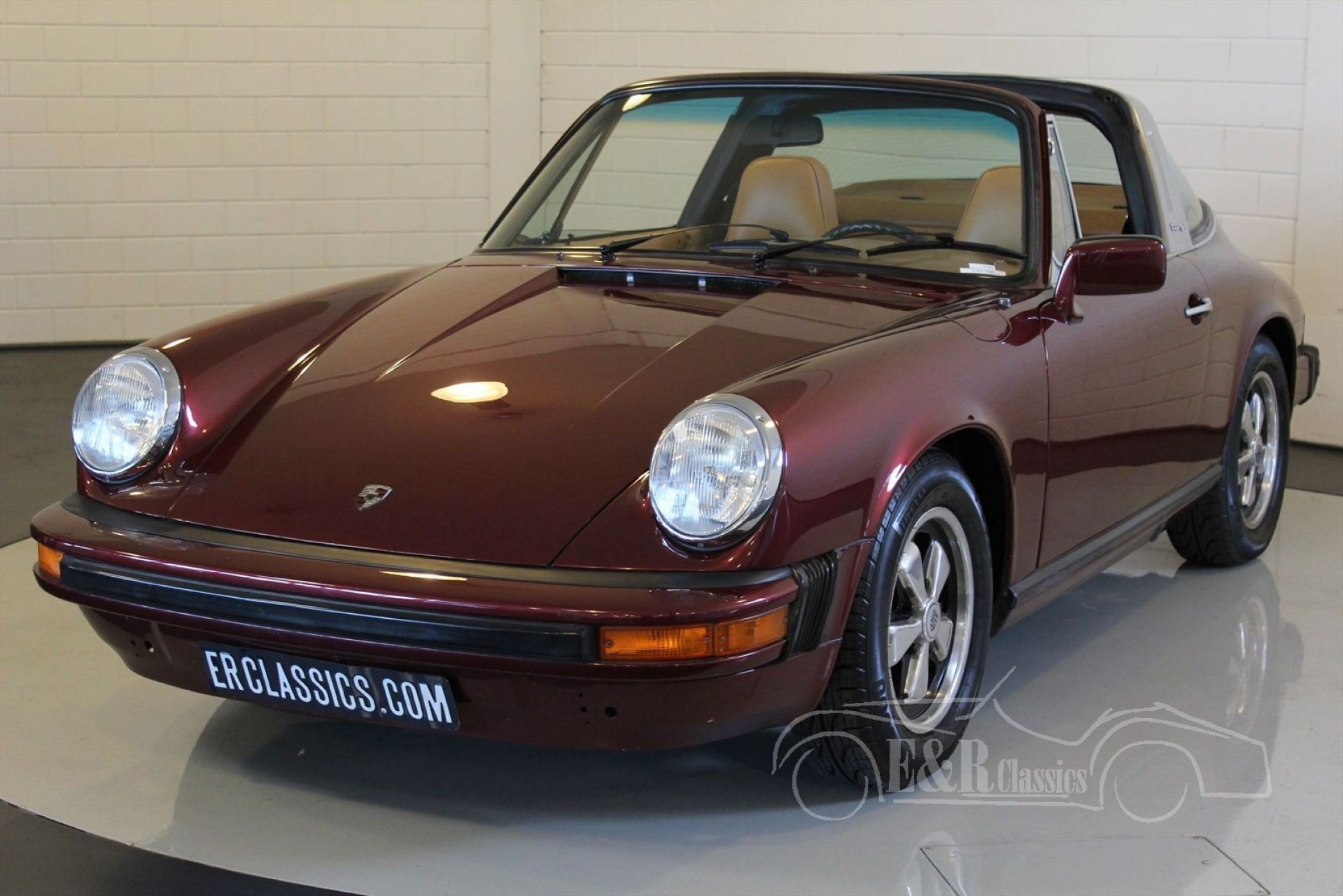 PORSCHE 911 S TARGA SMALLBODY 1975