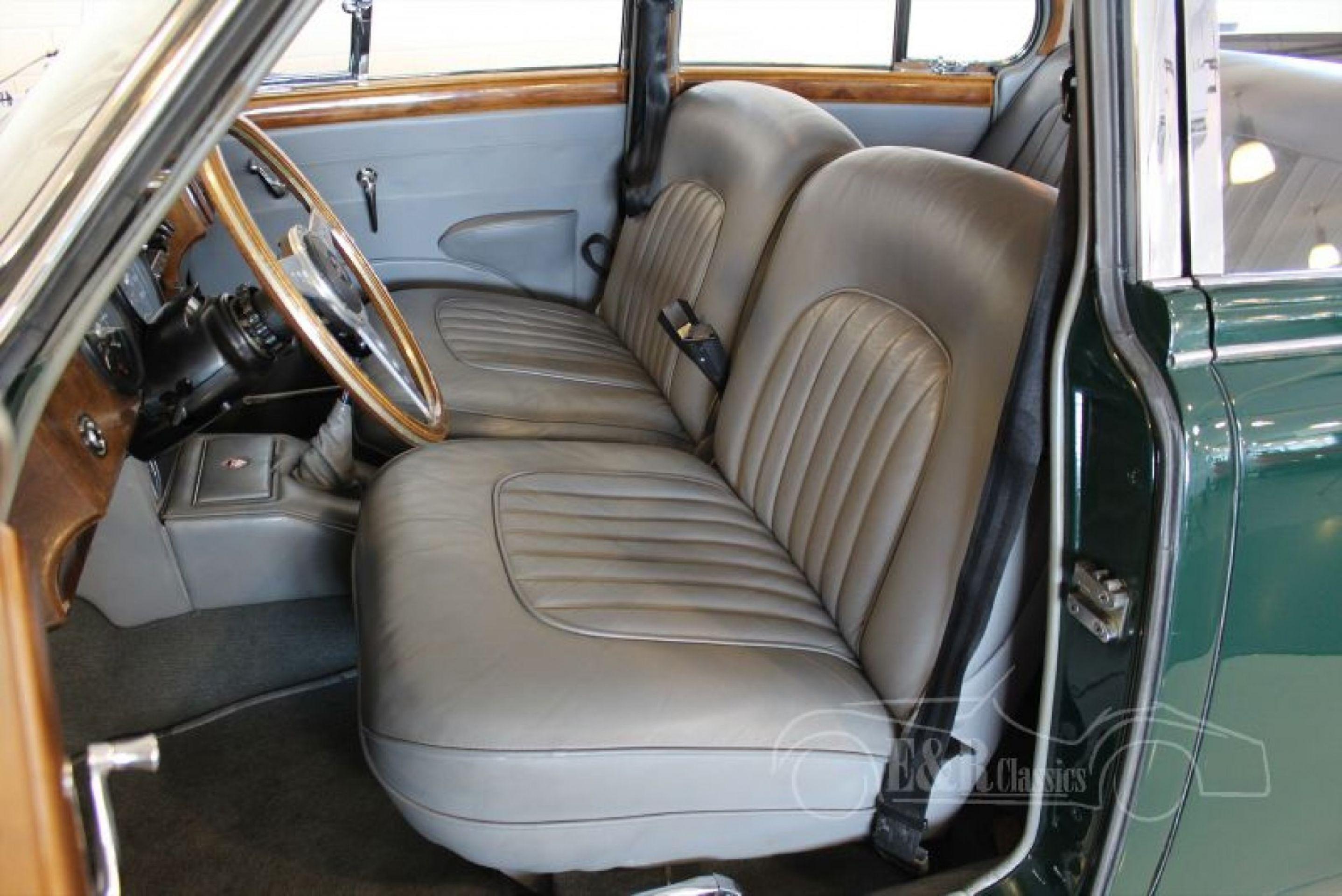 JAGUAR MK2 SALOON 1966