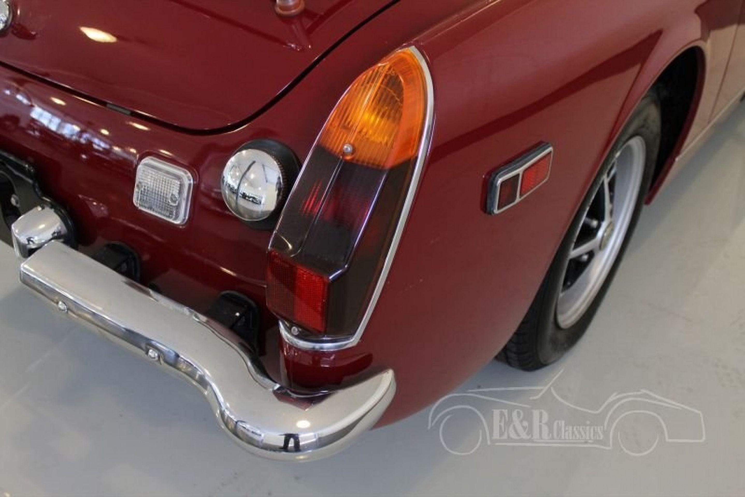 MG MIDGET MK III ROADSTER 1974