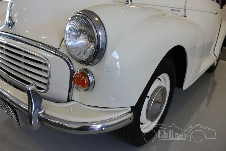 MORRIS MINOR 1000 TOURER 1957