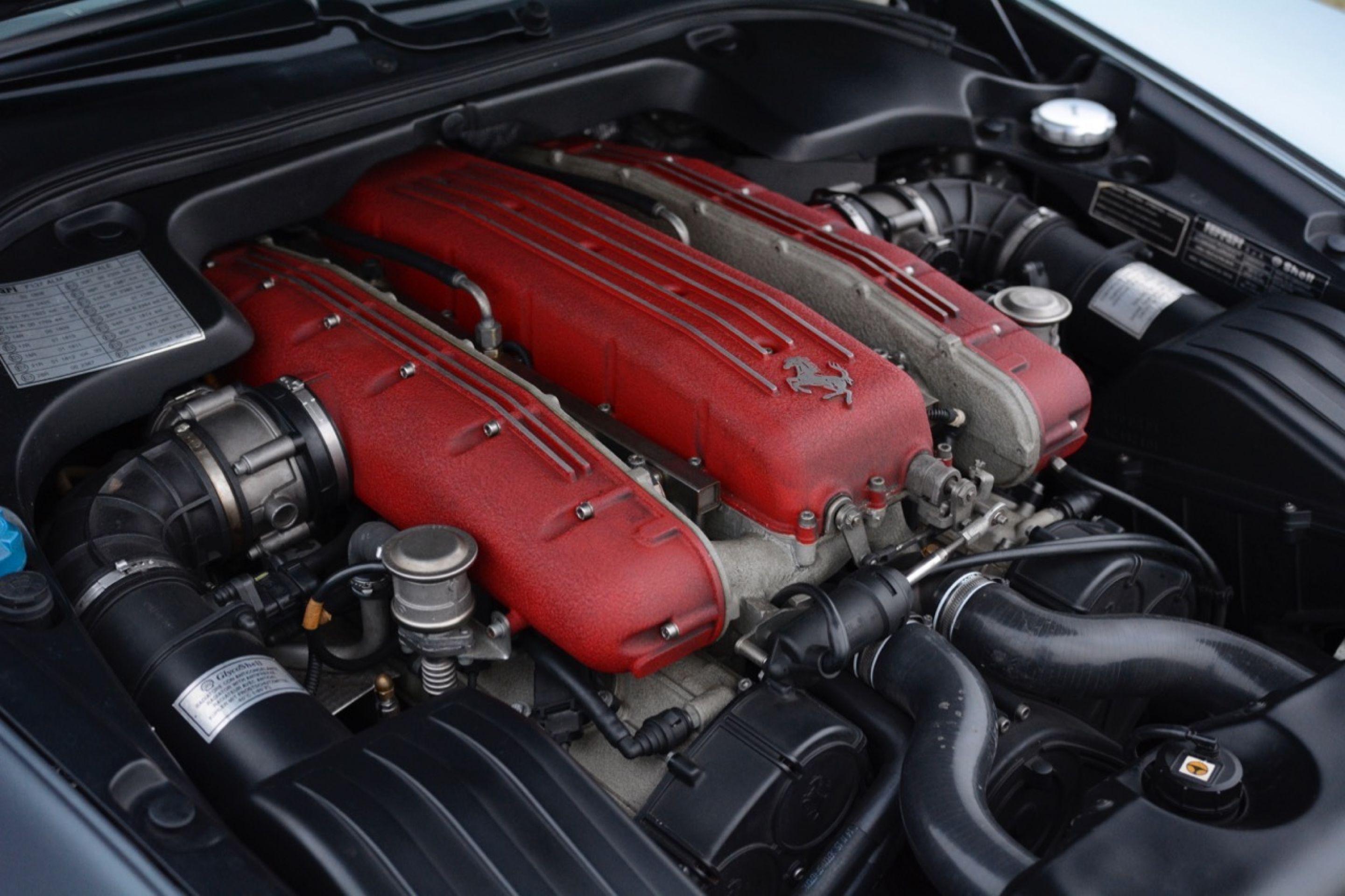Ferrari 612 Scaglietti One to One 2009