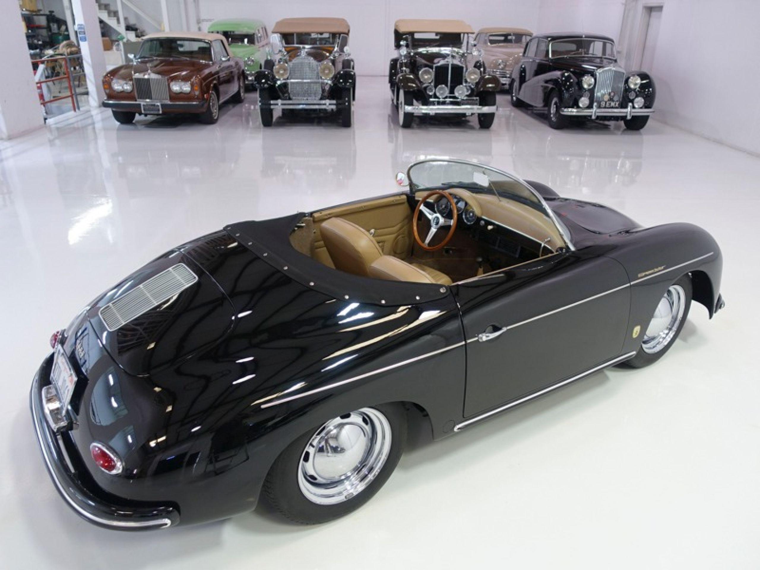 1957 Porsche 356 Speedster Replica