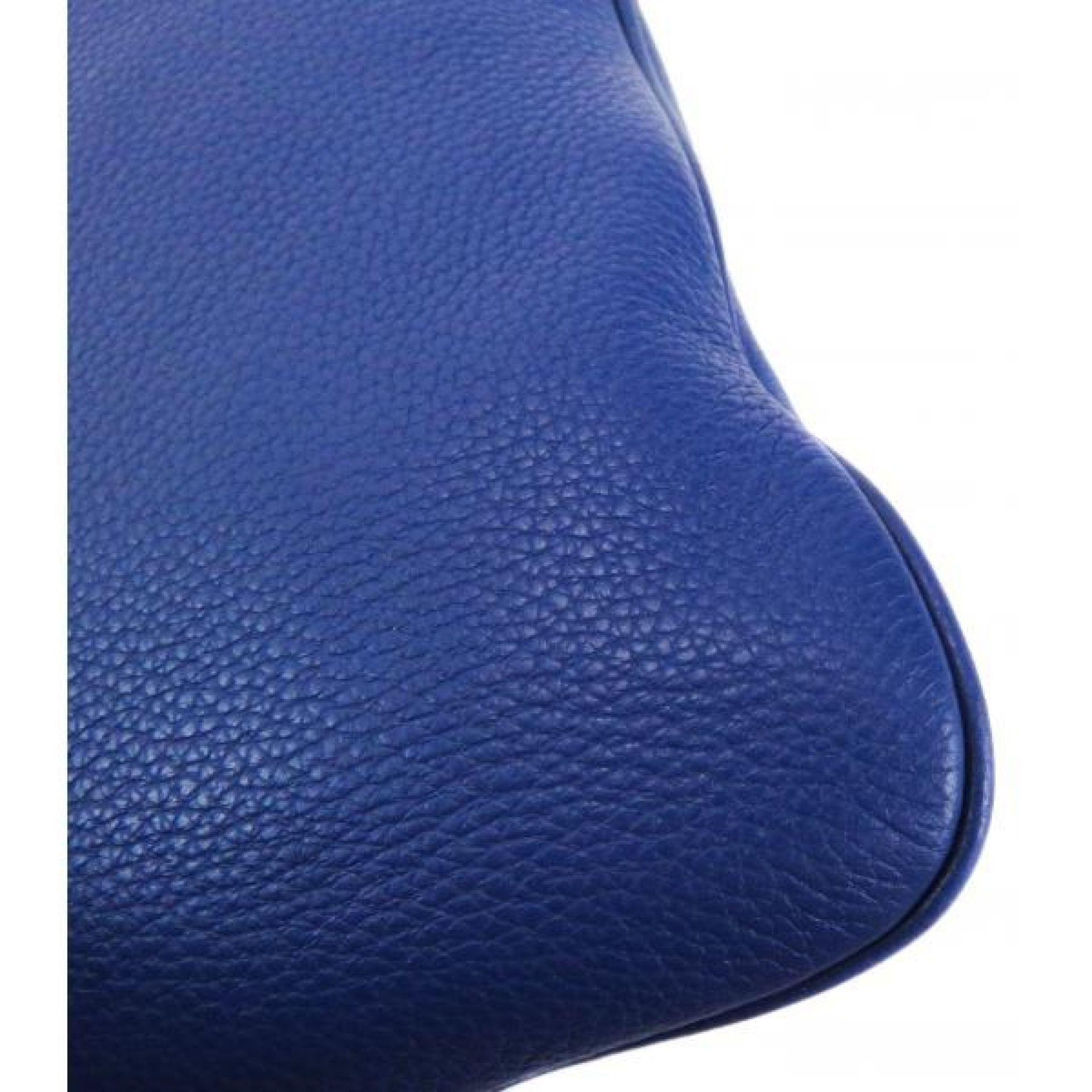 Kate Spade Blue Leather Cobble Hill Ellen Crossbody Bag