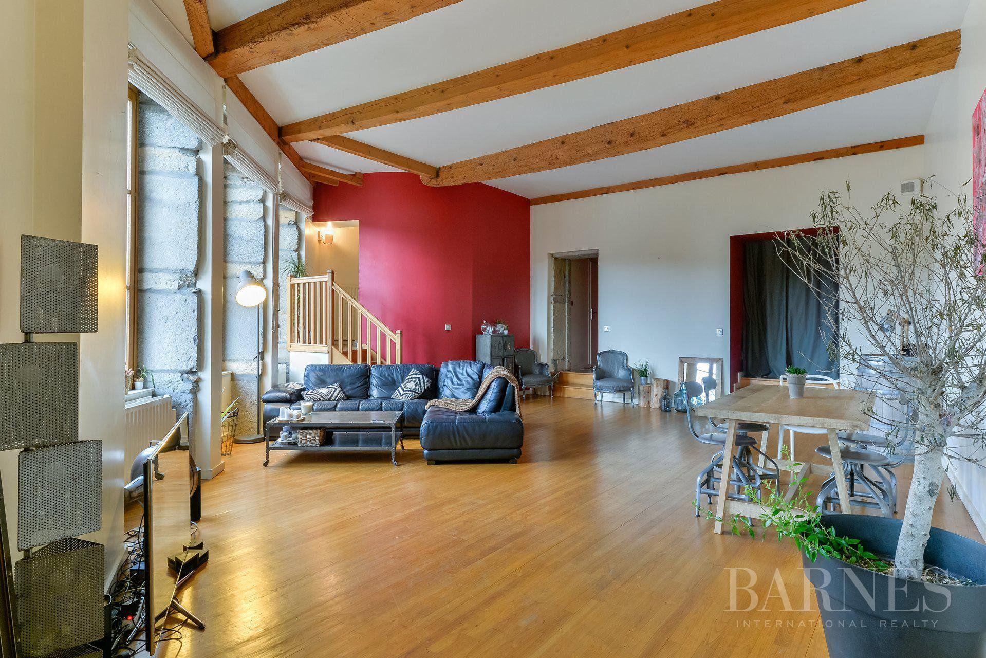 Caluire-et-Cuire - Apartment of 170 sqm in a castle - 3 bedrooms