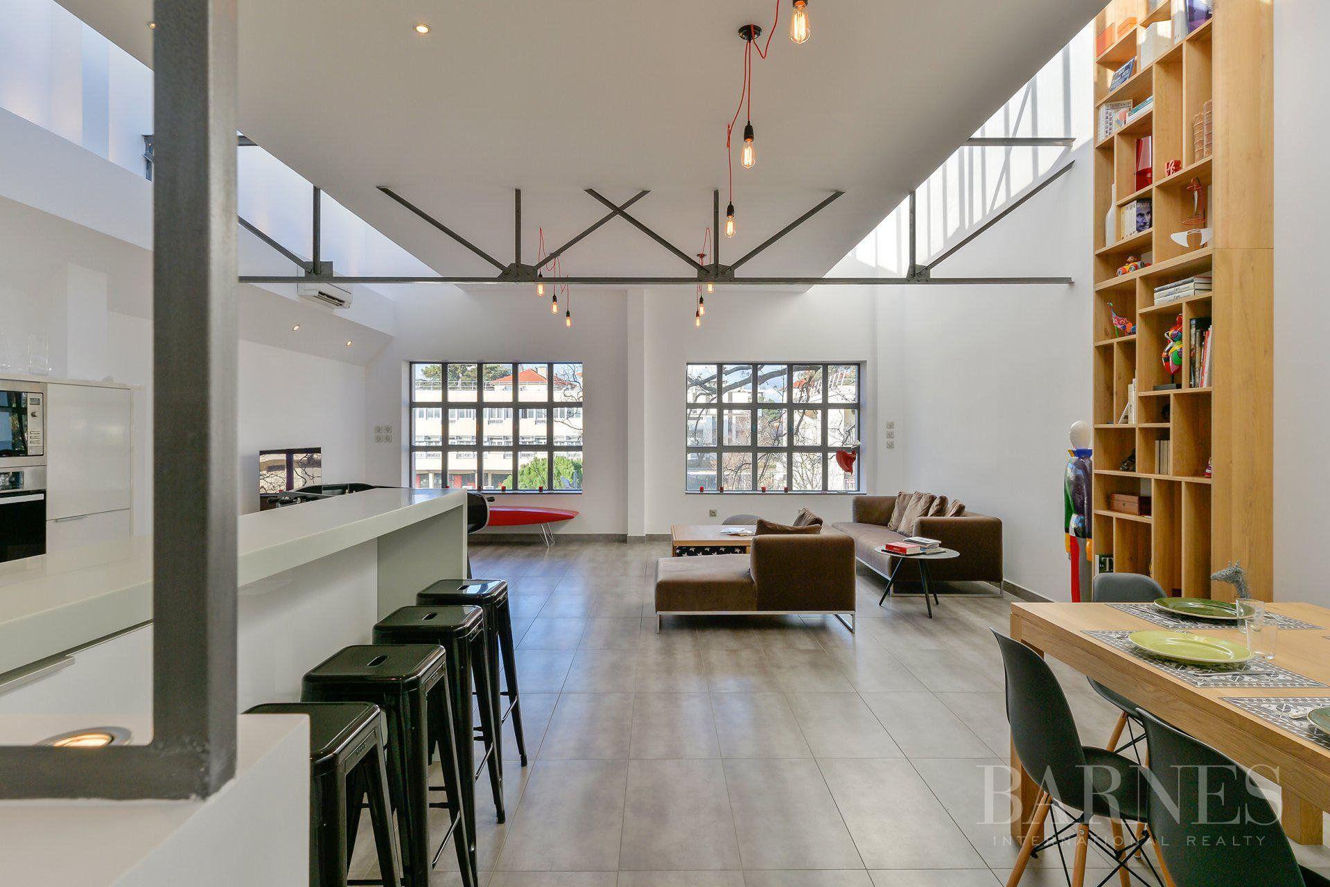 Lyon 4 - Croix-Rousse - Loft of 154 sqm - 3 bedrooms