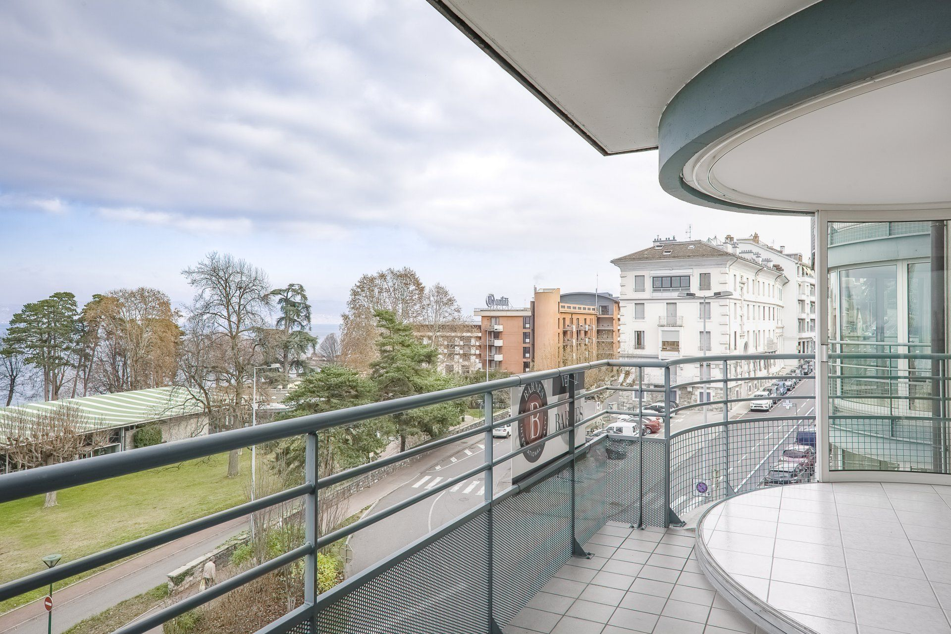 Exclusive - Evian-les-bains - Downtown - Apartment of 58 sq. m - 1 bedroom