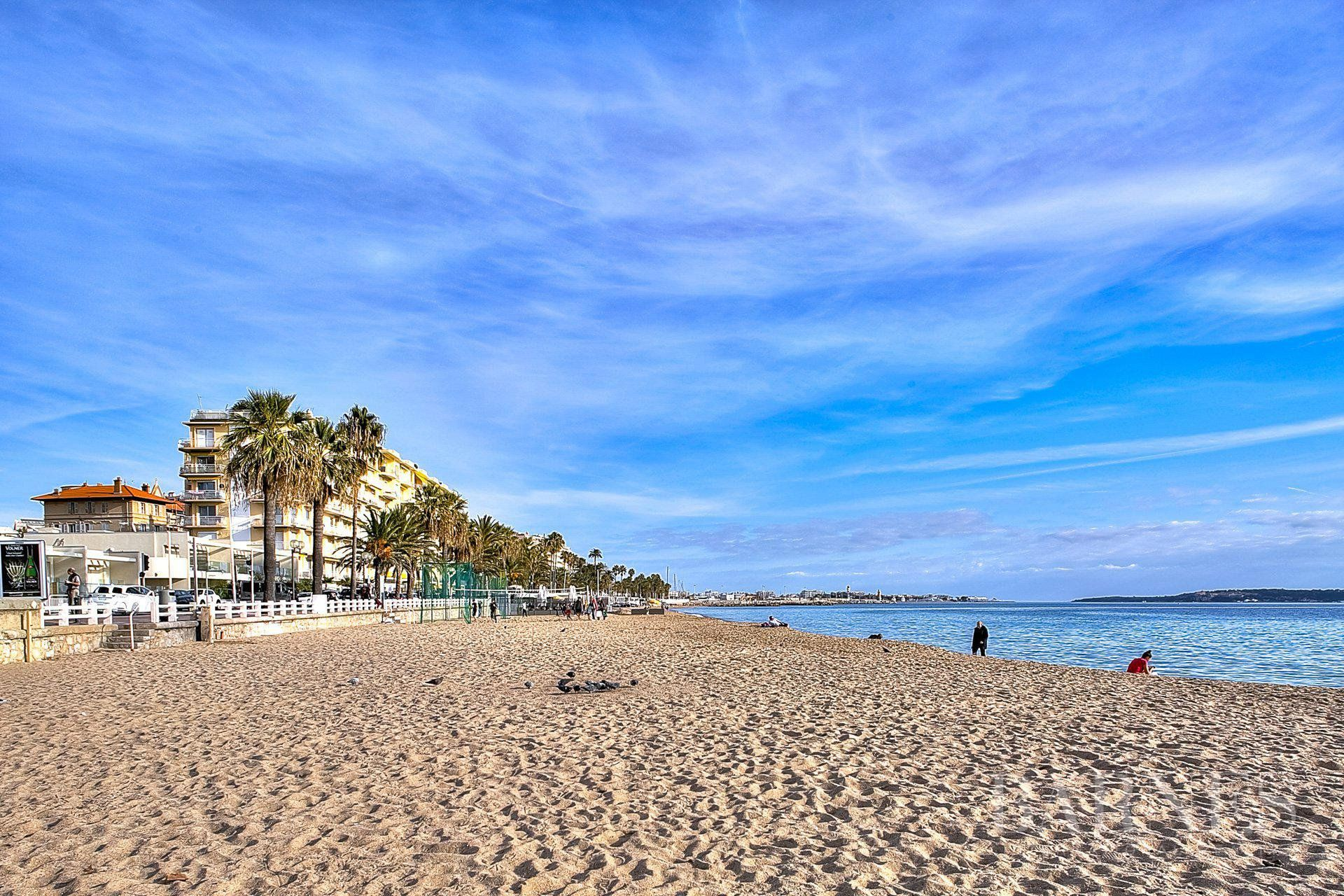 CANNES - DOWNTOWN - PANORAMIC SEA VIEW