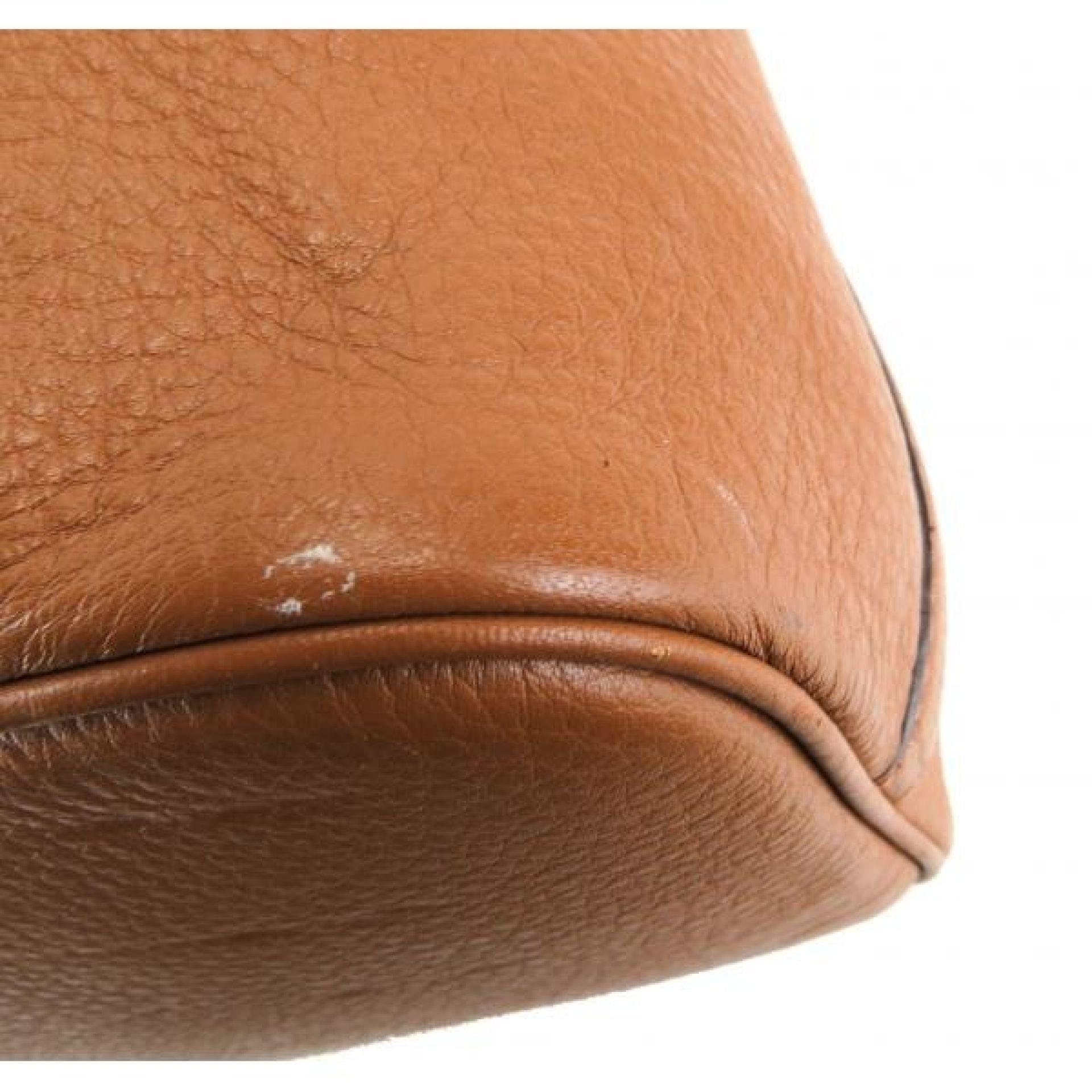 MICHAEL Michael Kors Brown Leather Slouchy Hobo Bag