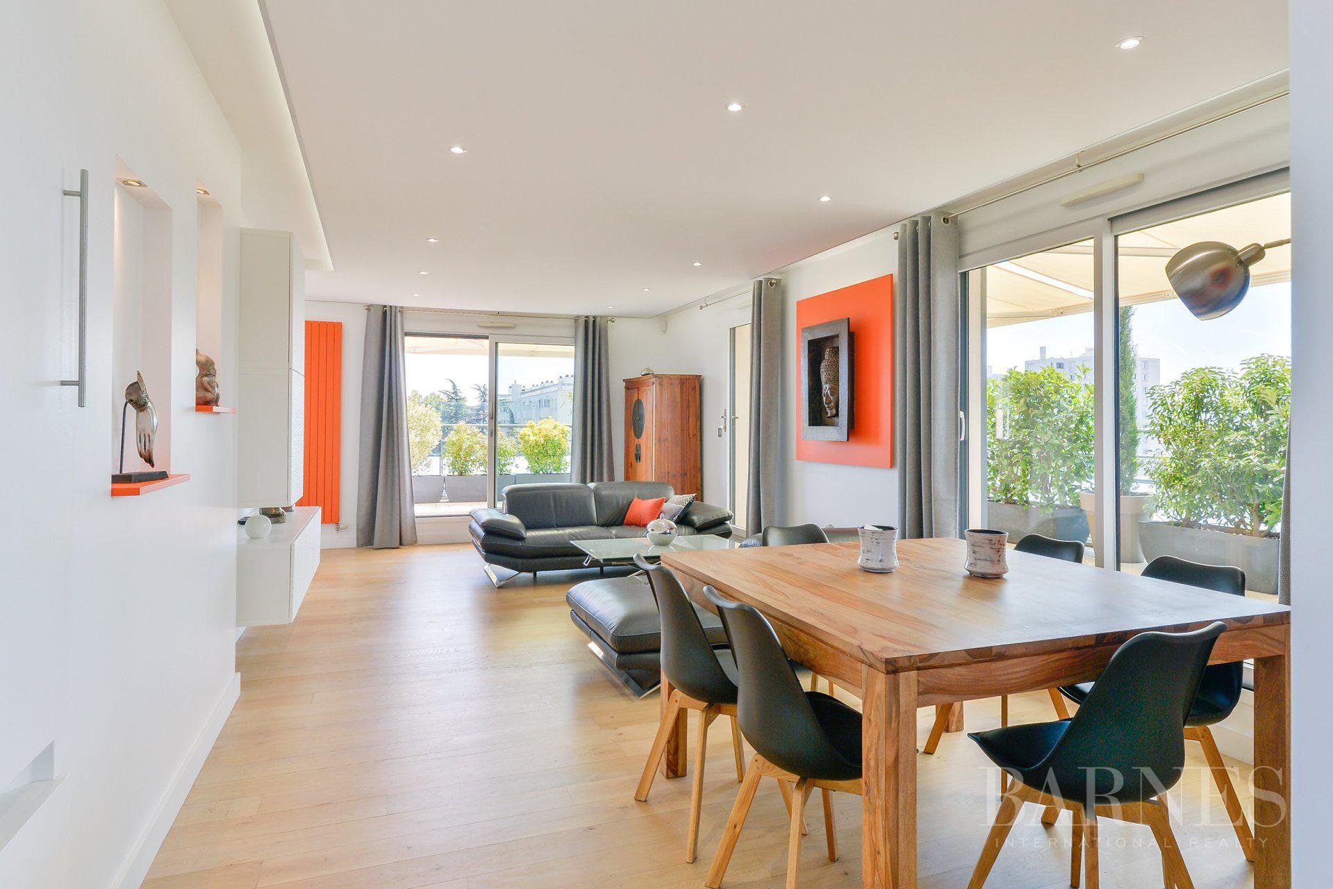 Lyon 4 - Croix-Rousse - Penthouse of 148 sqm - 4 BEDROOMS