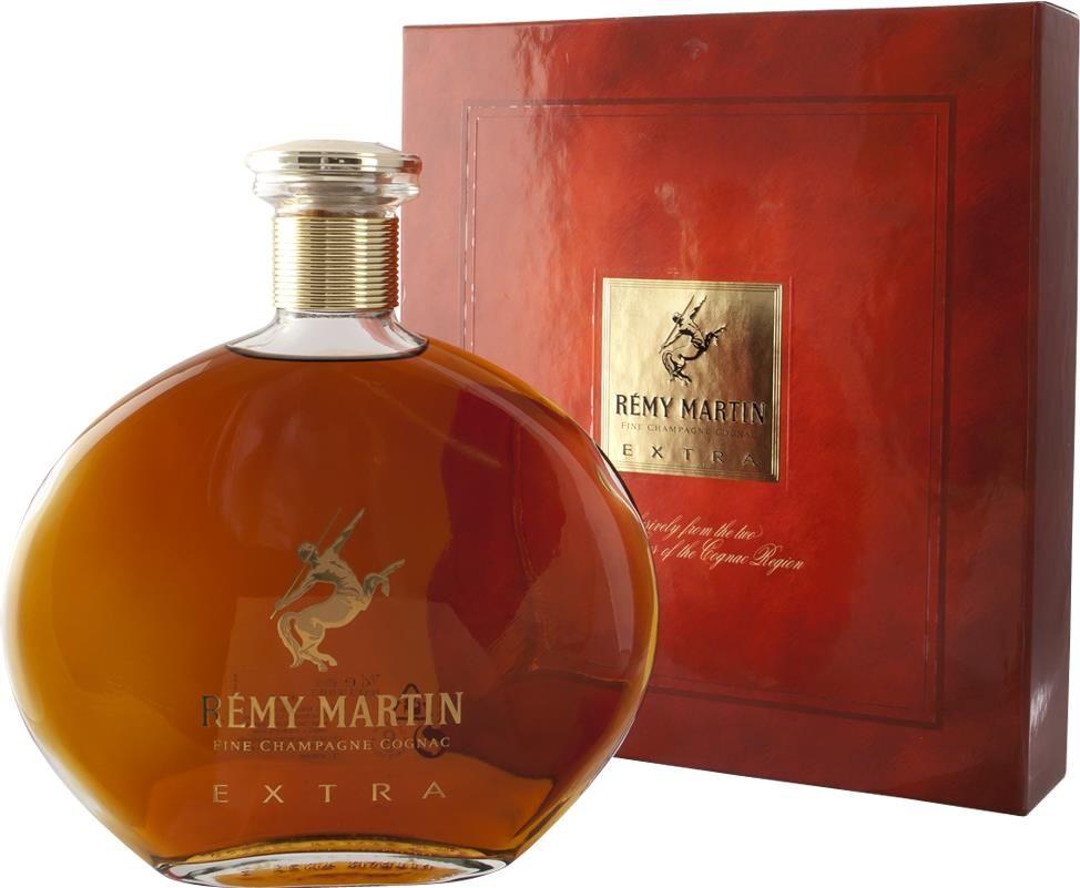 Cognac Rémy Martin Extra