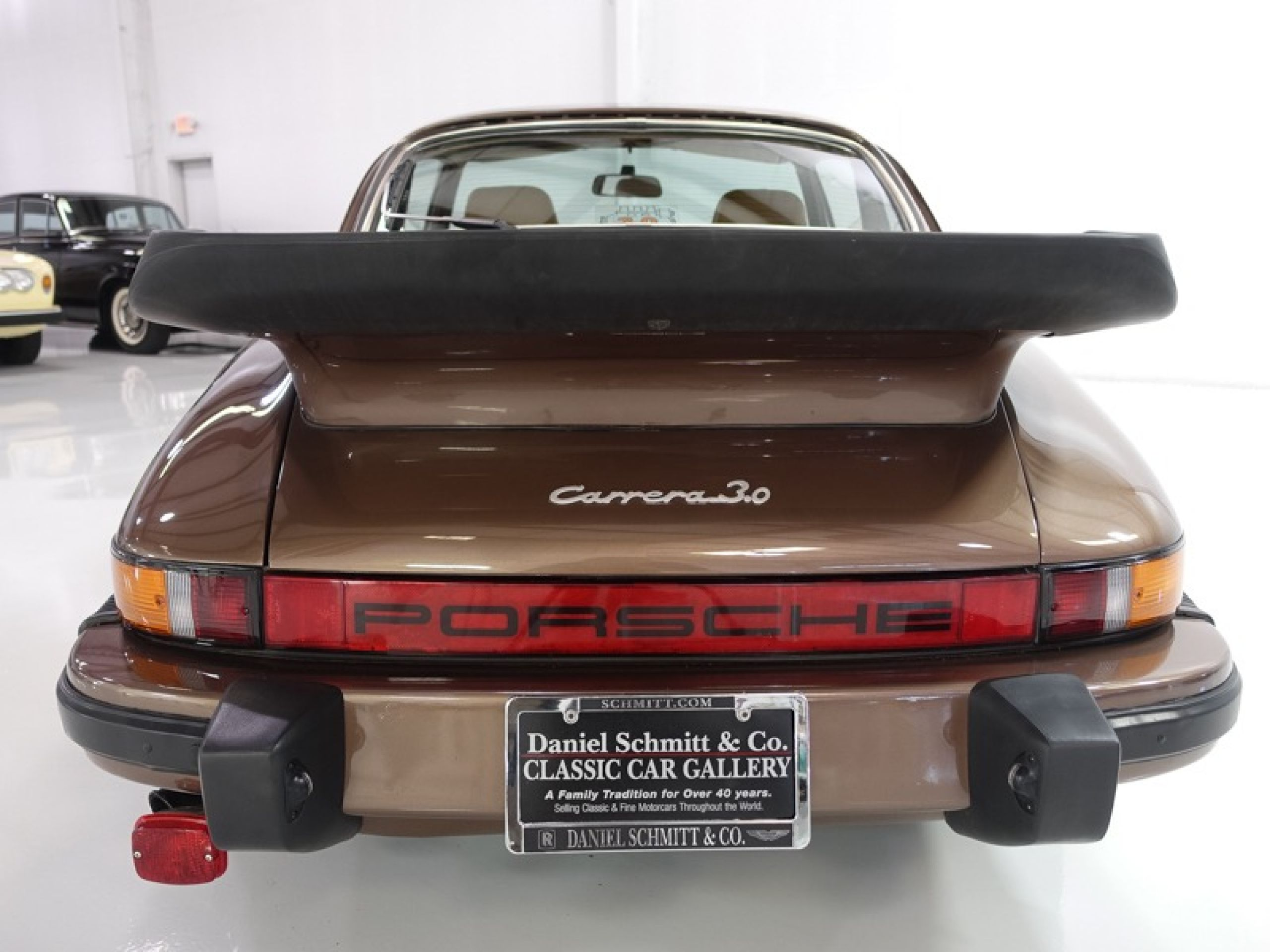 1977 Porsche 911 Carrera 3.0 Coupe