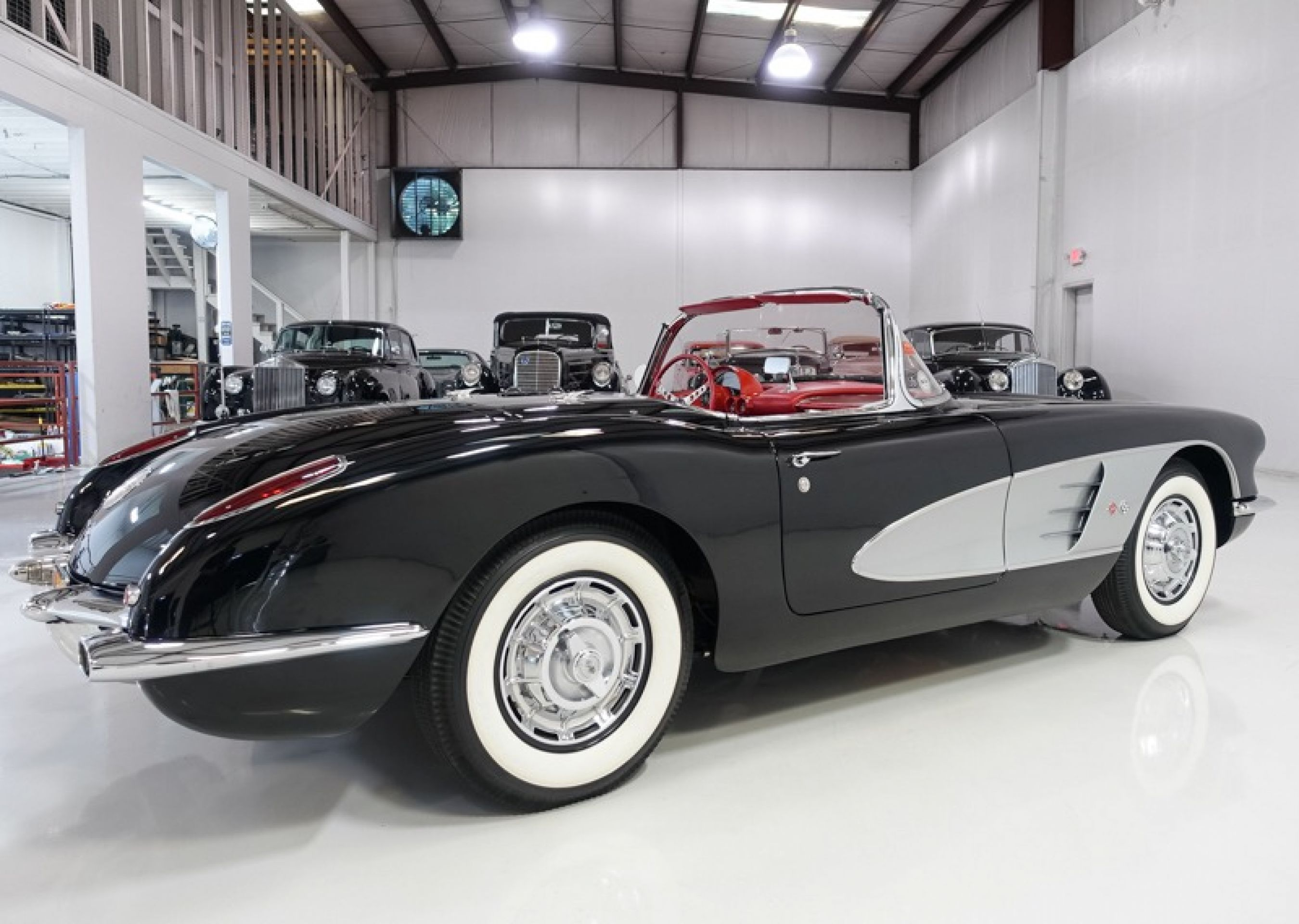 1959 Chevrolet Corvette Roadster