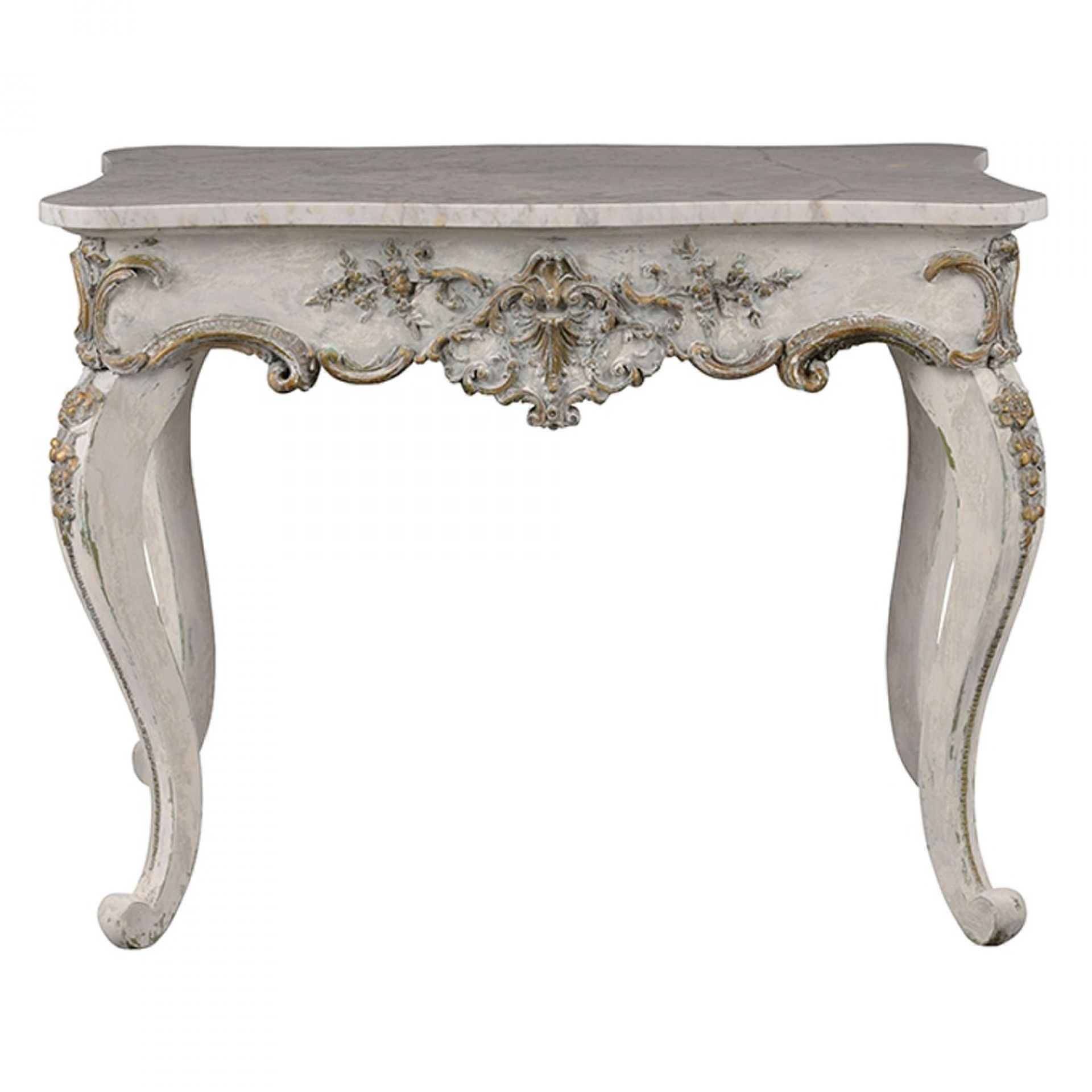 French 1950's Louis XV-Style Center Table