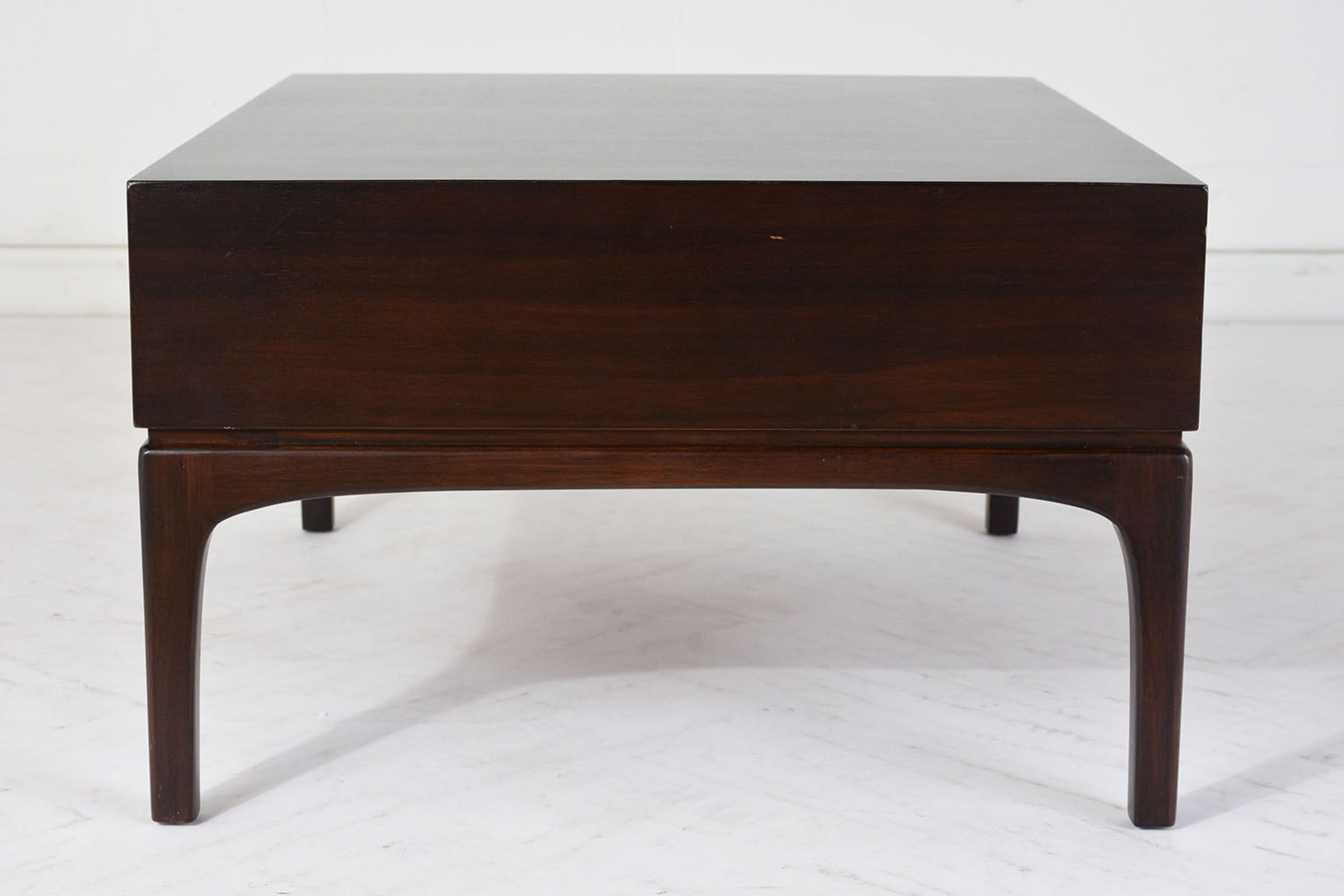 Mid-Century Modern-style Low Side Table