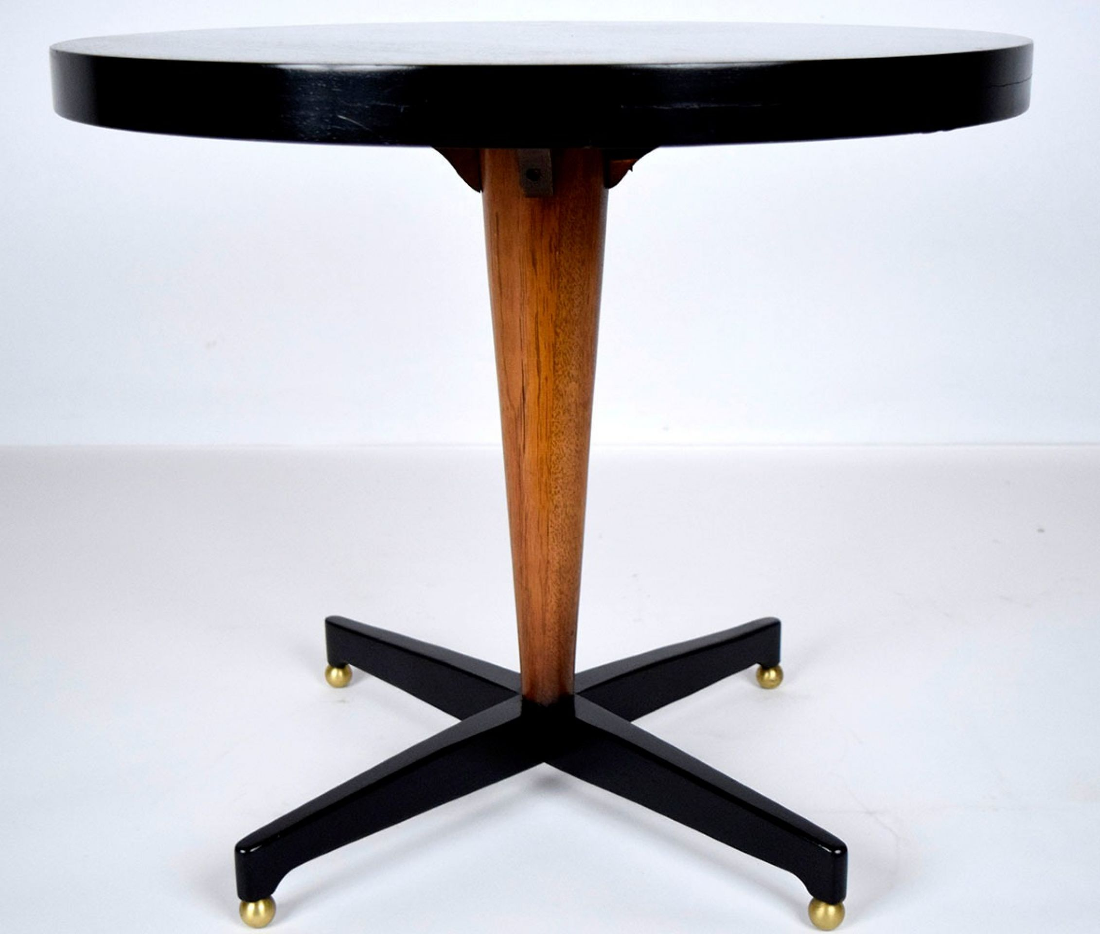 Vintage 1970s Occasional Table by Baker