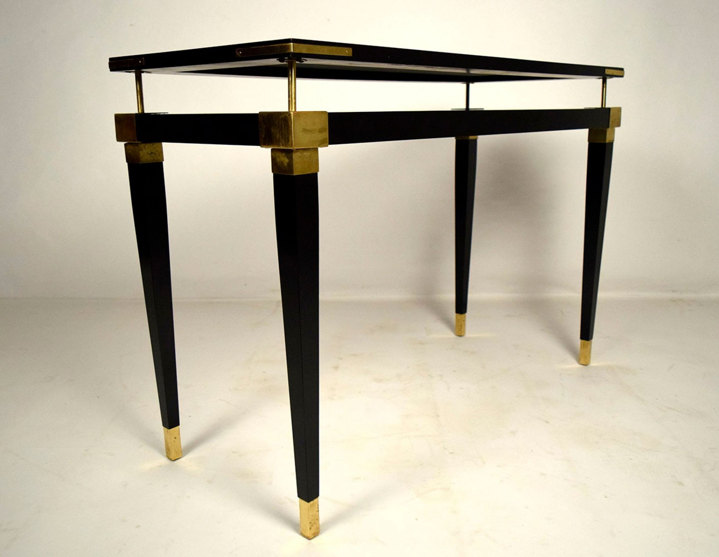 Vintage Hollywood Regency Sofa Table