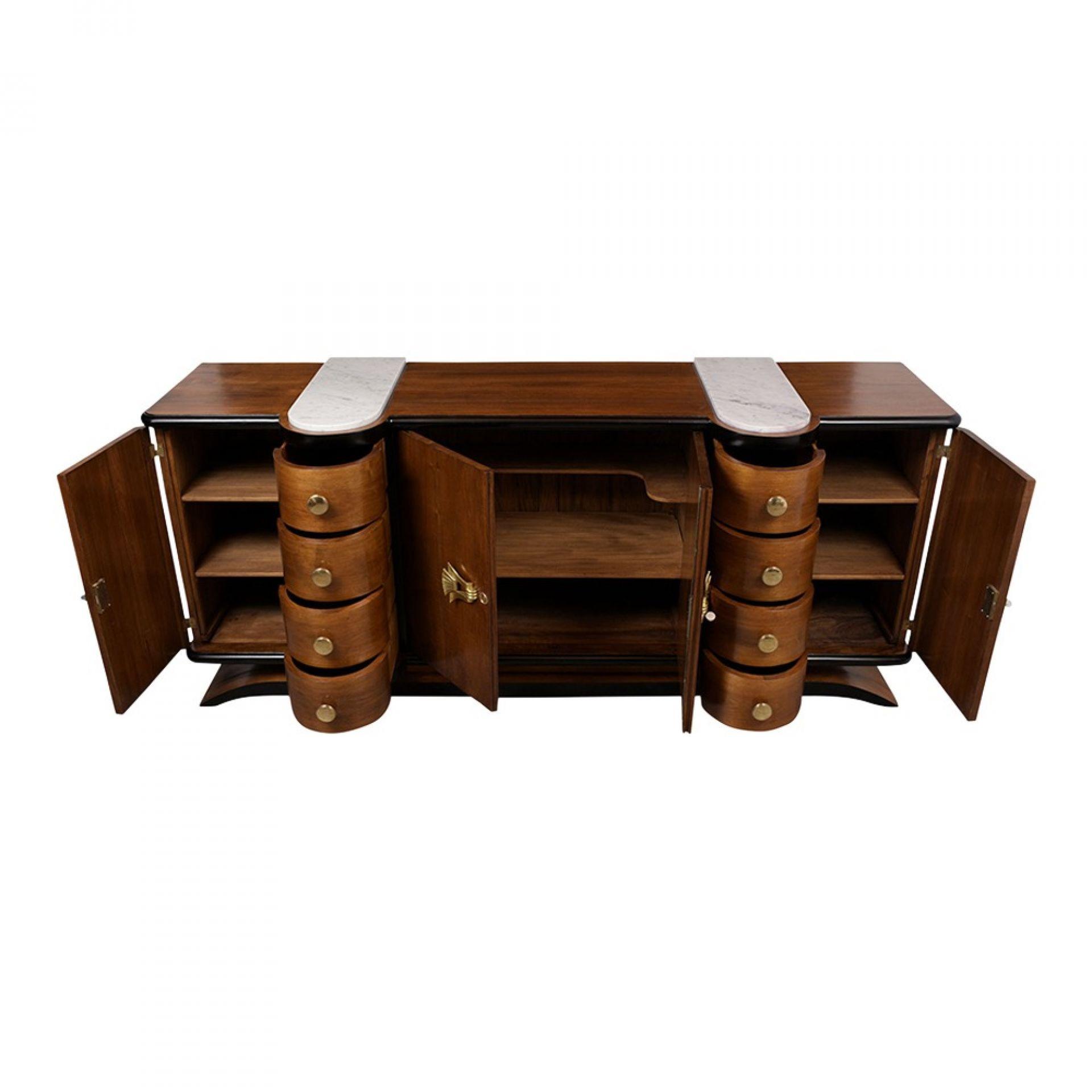 Modern French Art Deco Style Buffet