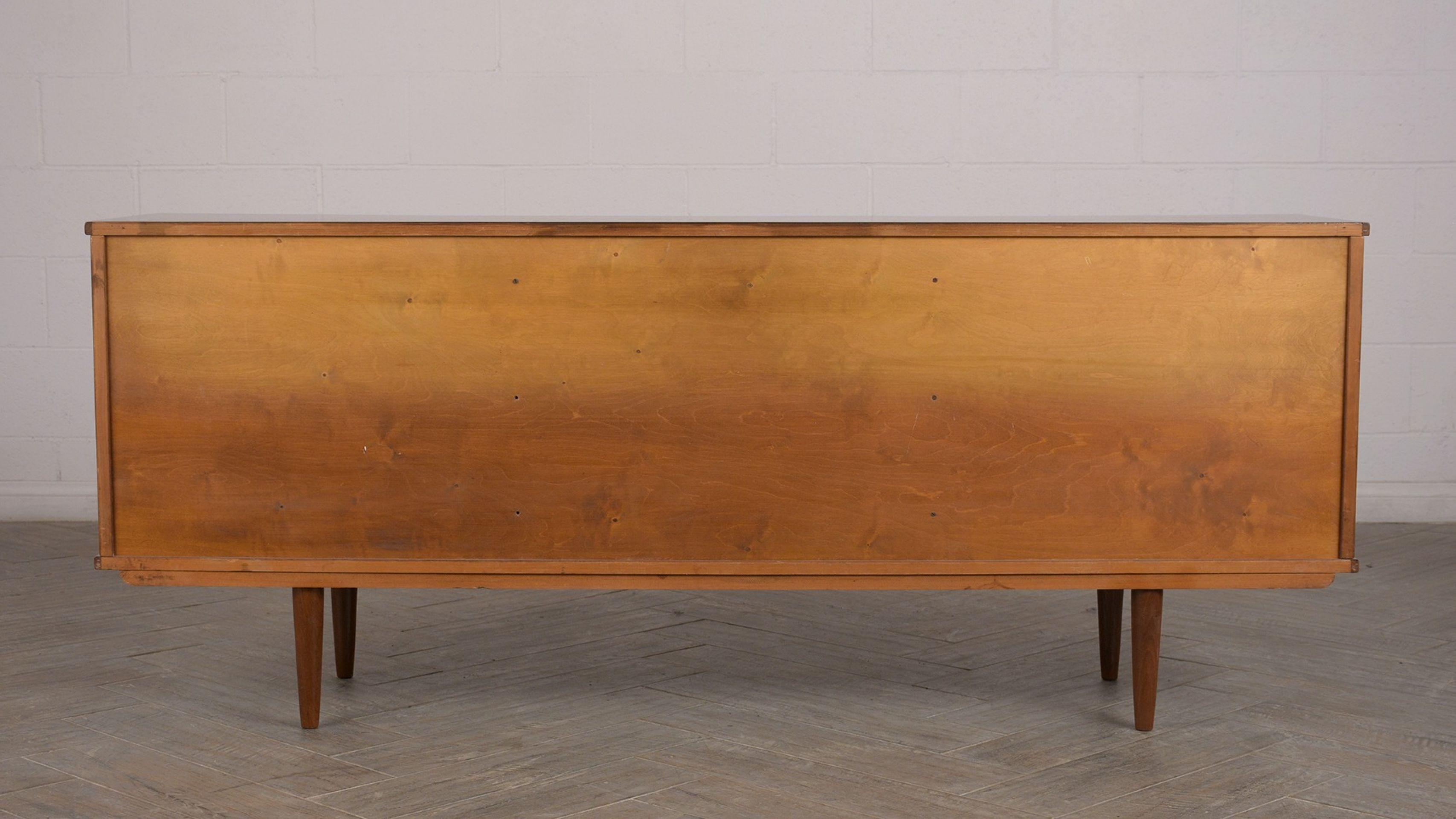 Circa 1960's Danish Modern Credenza