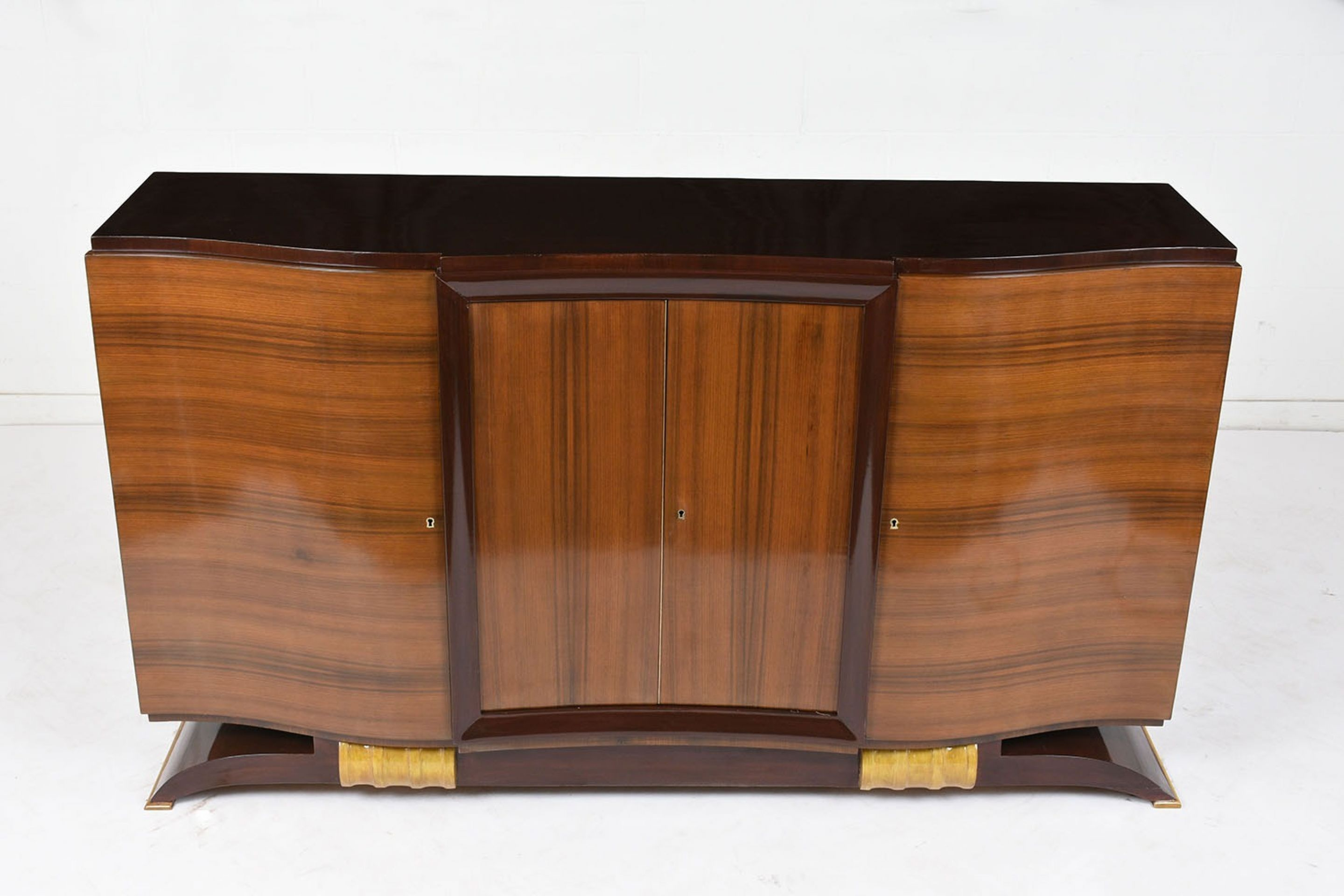 1930s French Art Deco Style Buffet