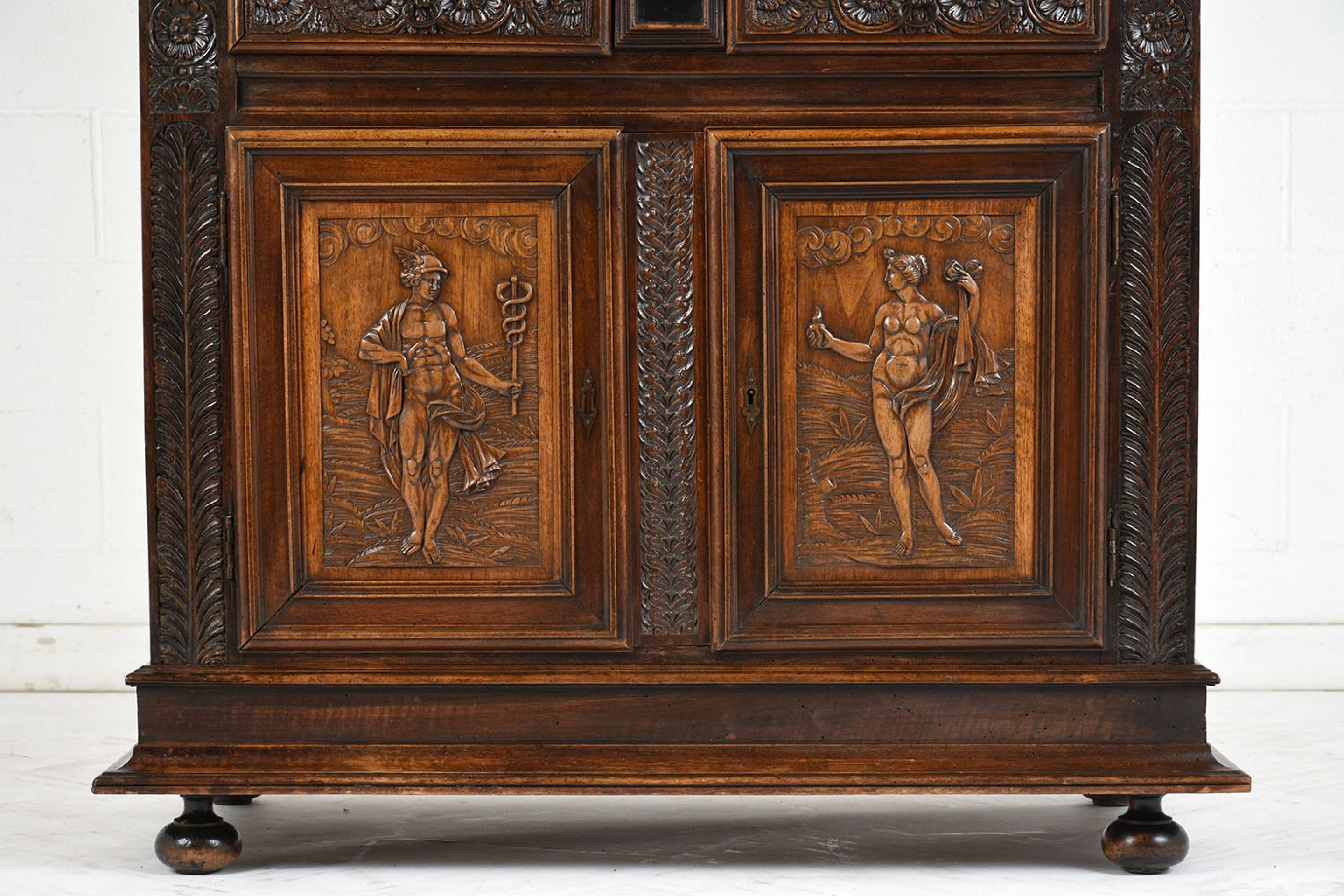 Early 19th Century French Renaissance-style Sideboard