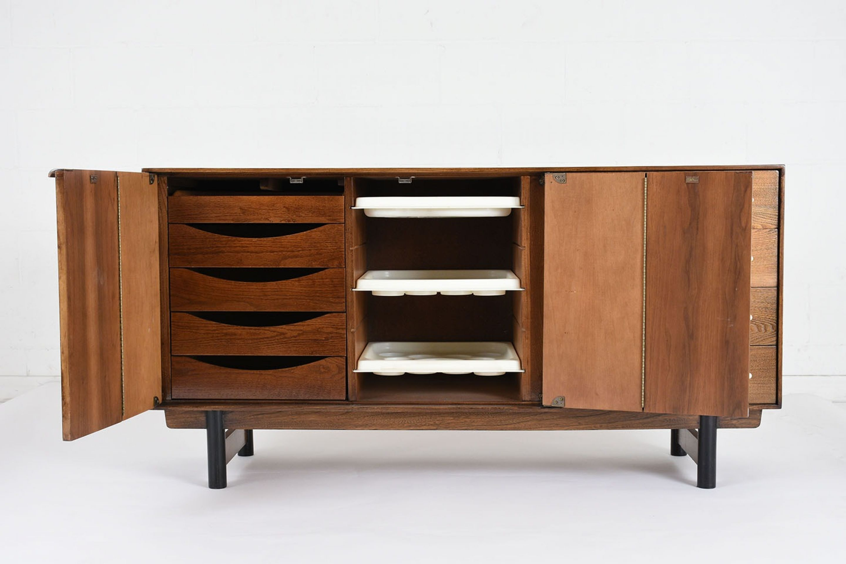 Mid-Century Modern Style Lawrence Peabody Credenza