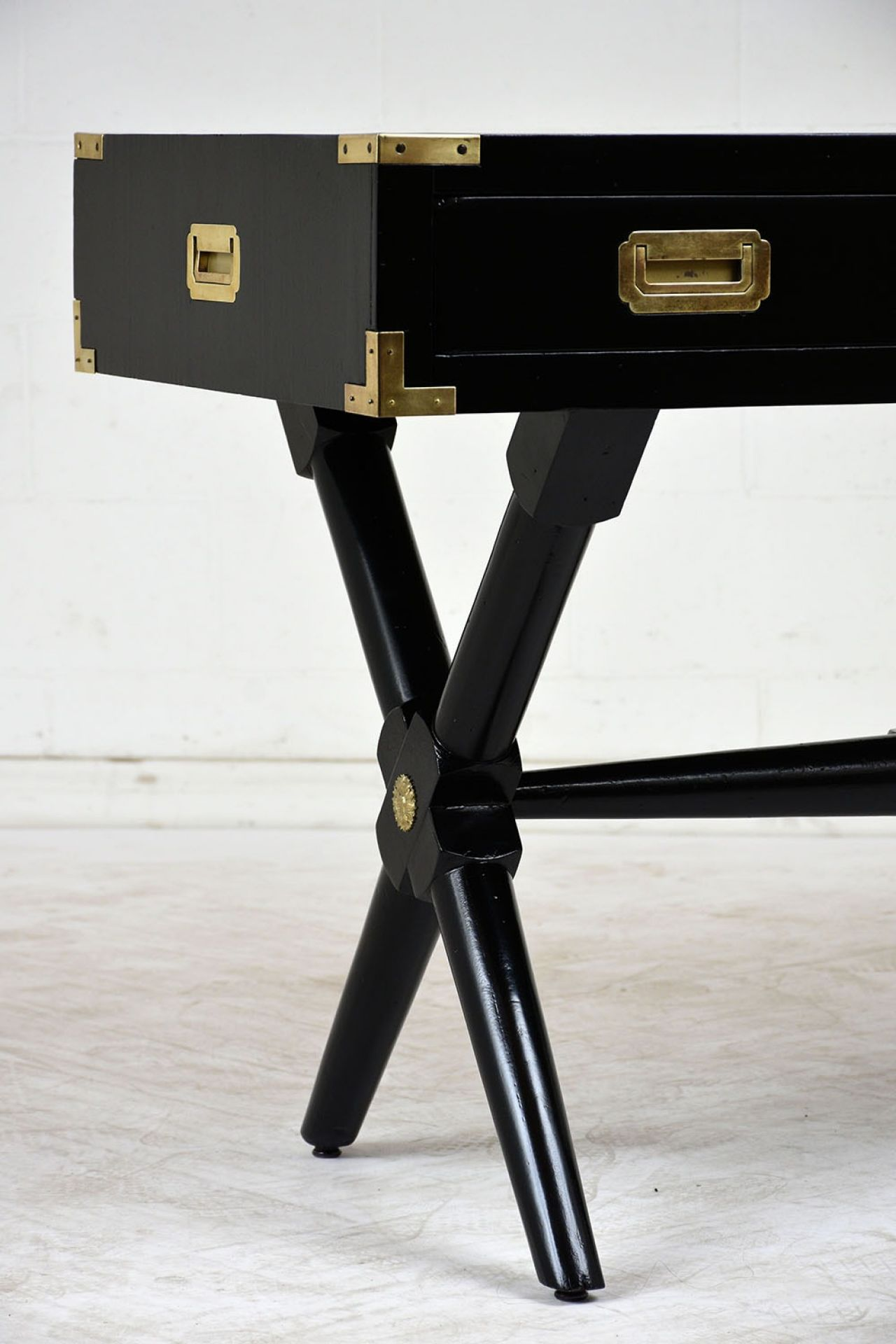 Early 20th Century Campaign-style Desk