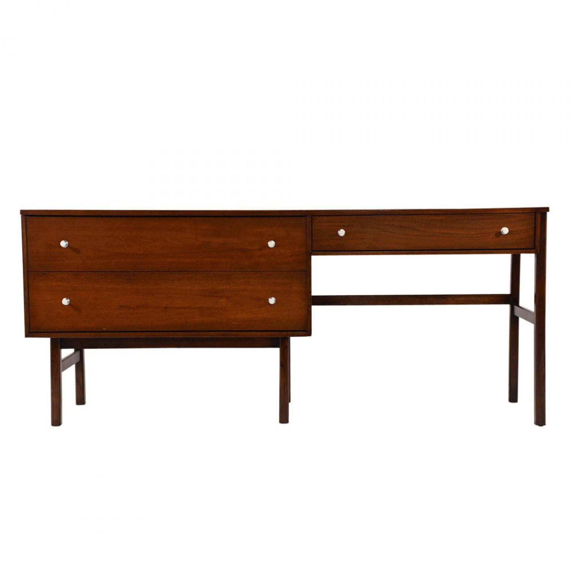 Mid-Century Modern Style Desk