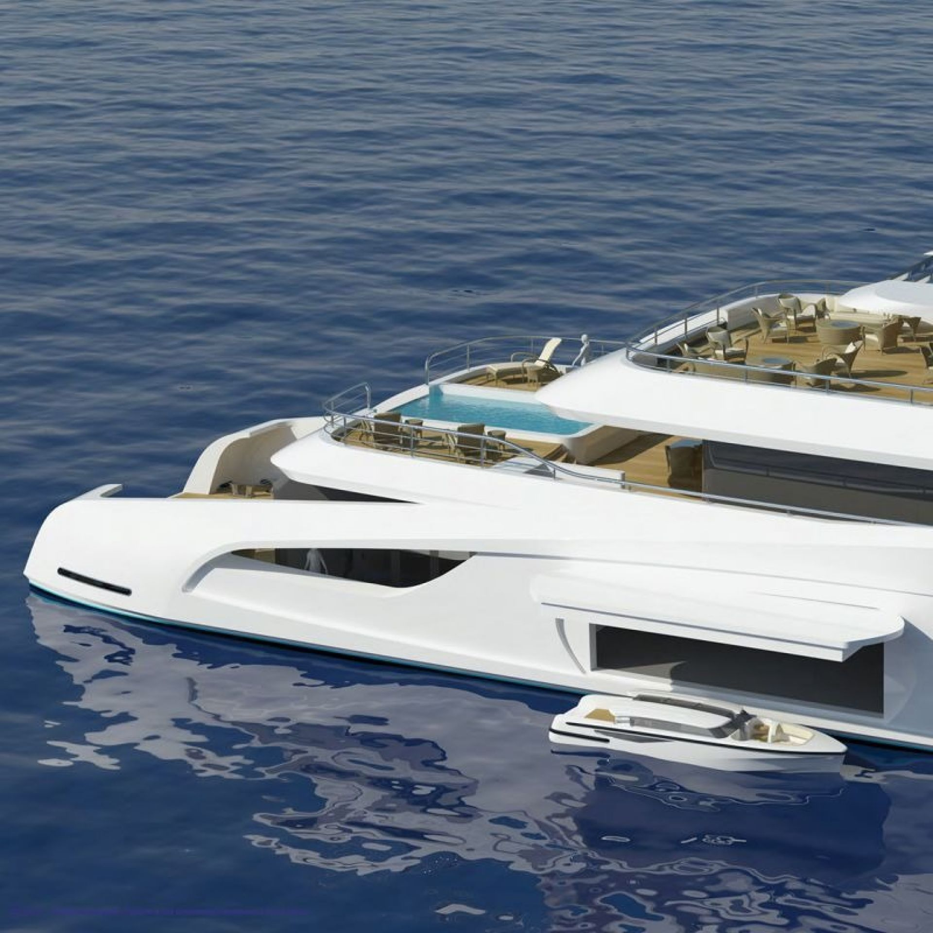 PROJECT AFFINITY YACHT FOR SALE (85.0M)