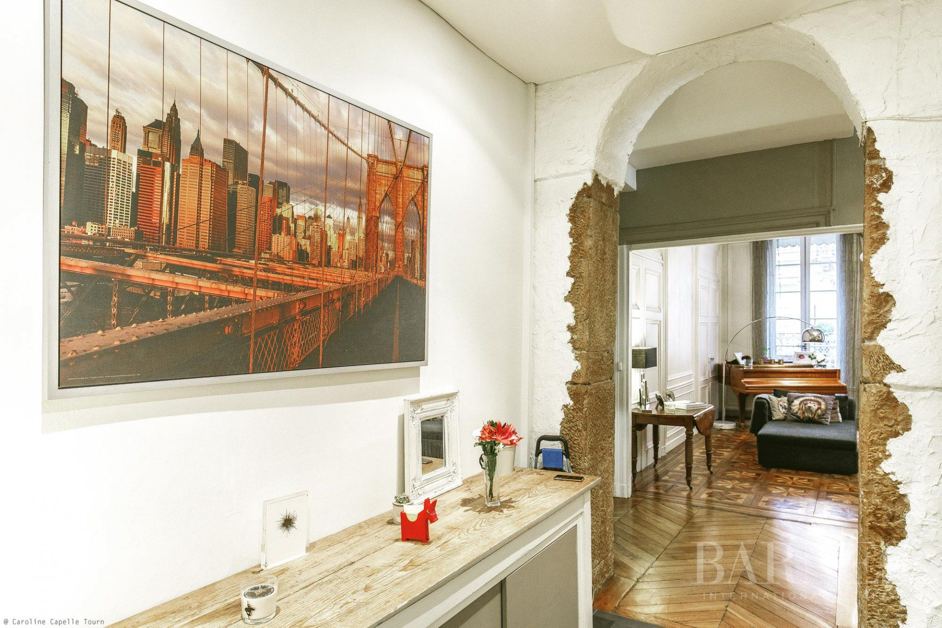 Lyon 6 - Foch - 166 sqm family apartment - 4 bedrooms
