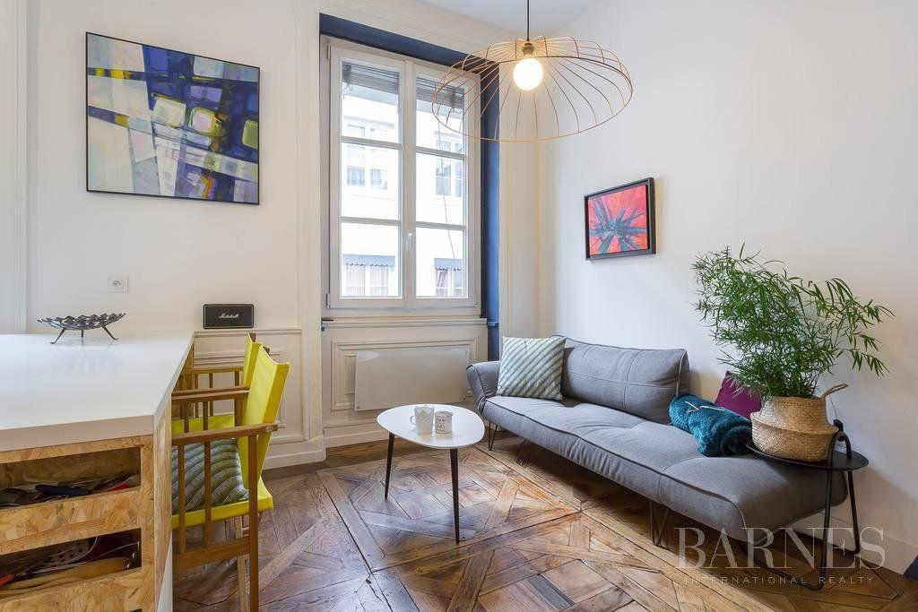 Lyon 1 - Croix-Paquet - Renovated studio of 28 sqm