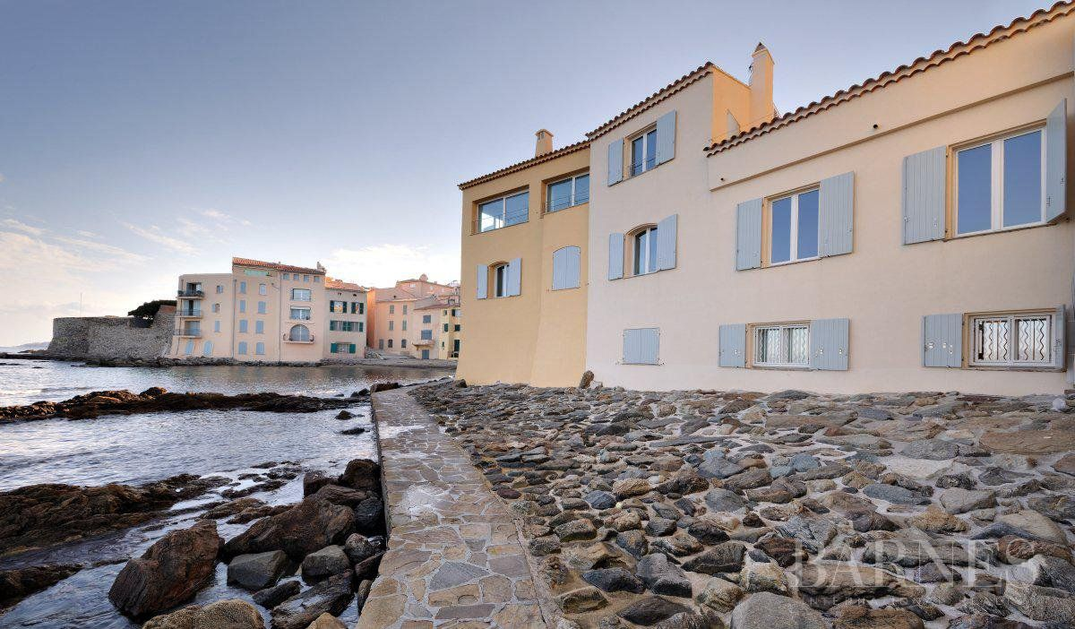 SAINT TROPEZ - Village house with stunning sea view