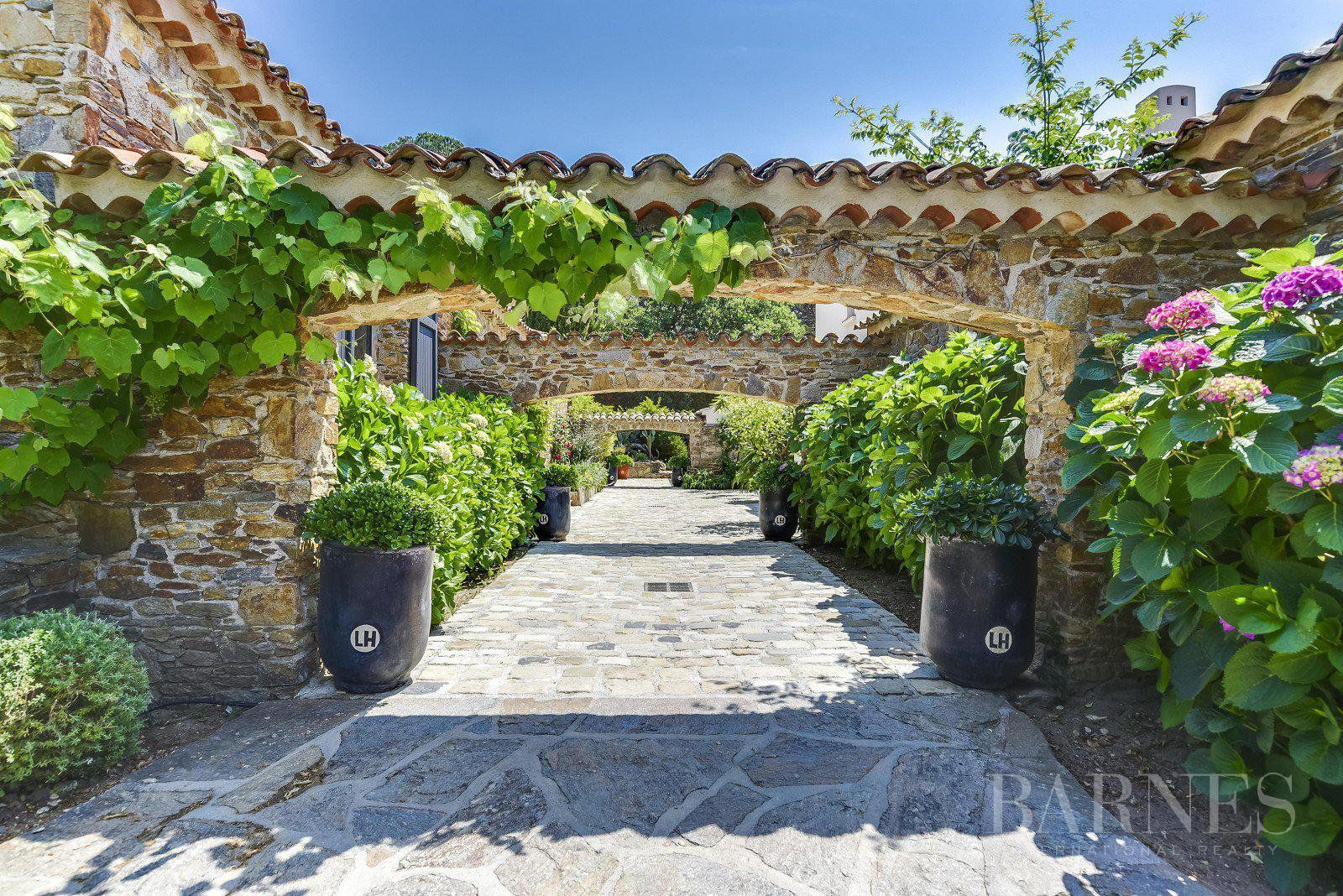 SAINT-TROPEZ - Between sea and vineyards